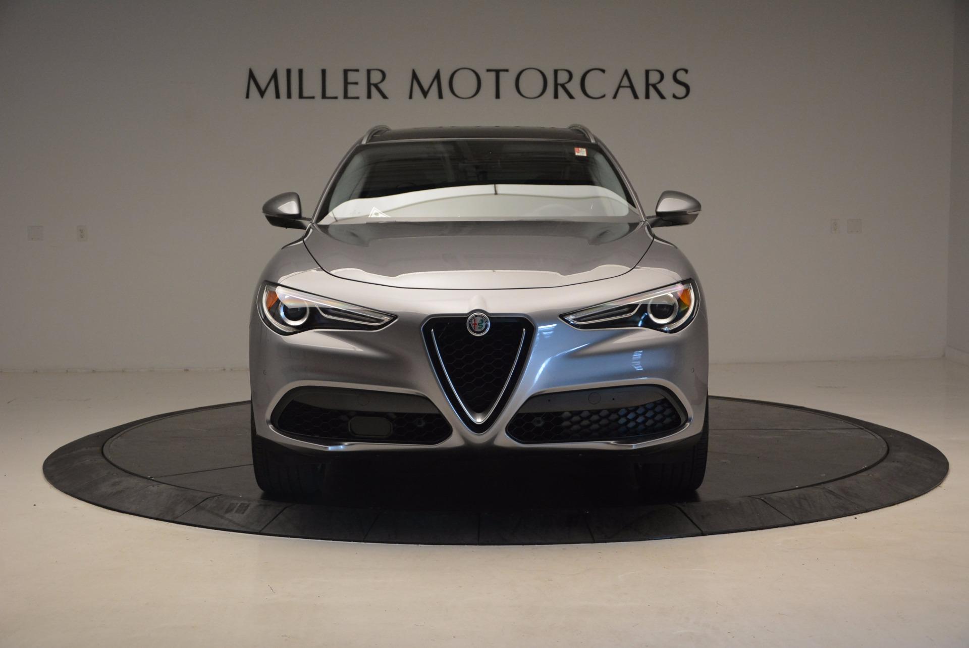New 2018 Alfa Romeo Stelvio Q4 For Sale In Greenwich, CT 1518_p12