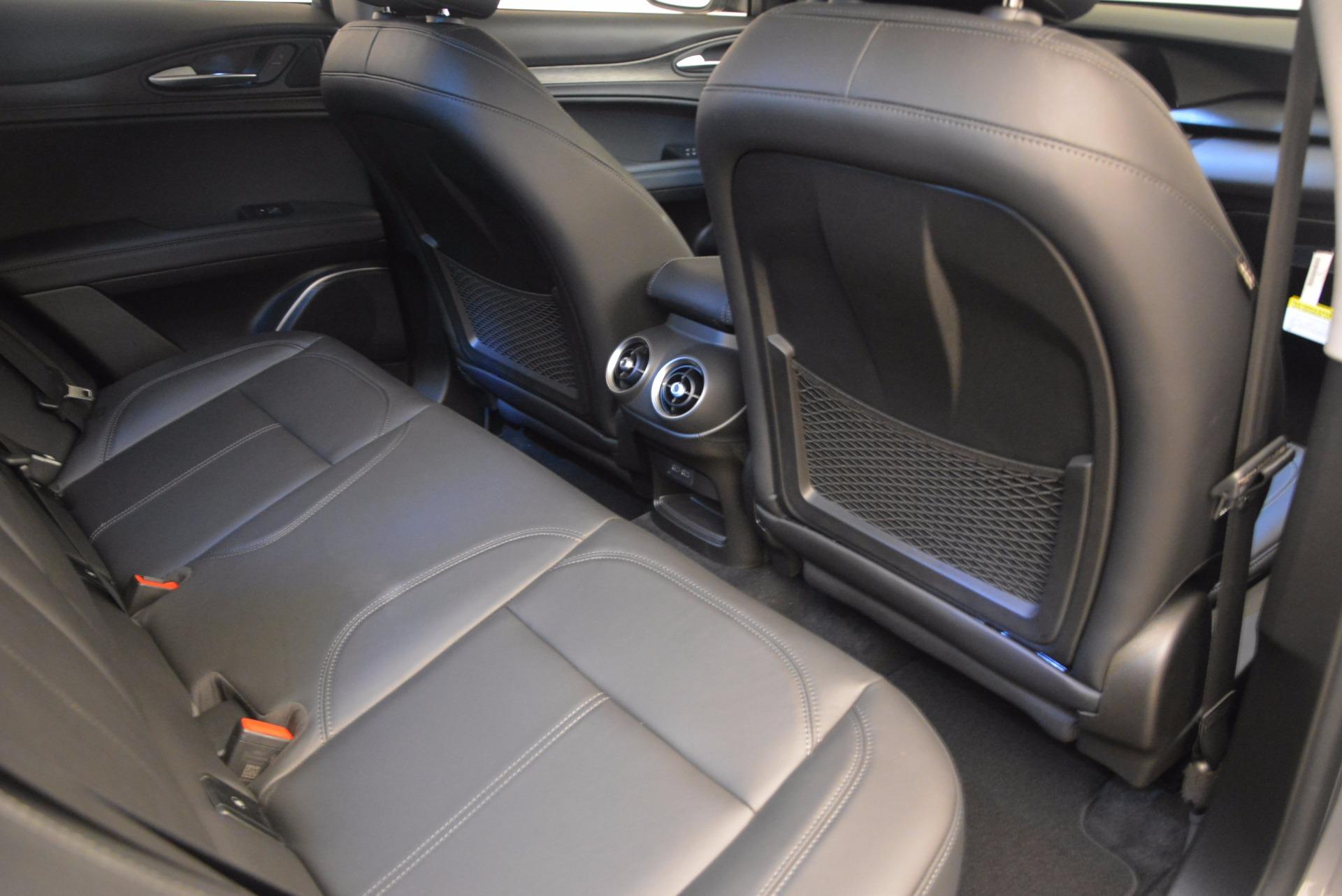 New 2018 Alfa Romeo Stelvio Q4 For Sale In Greenwich, CT 1518_p22