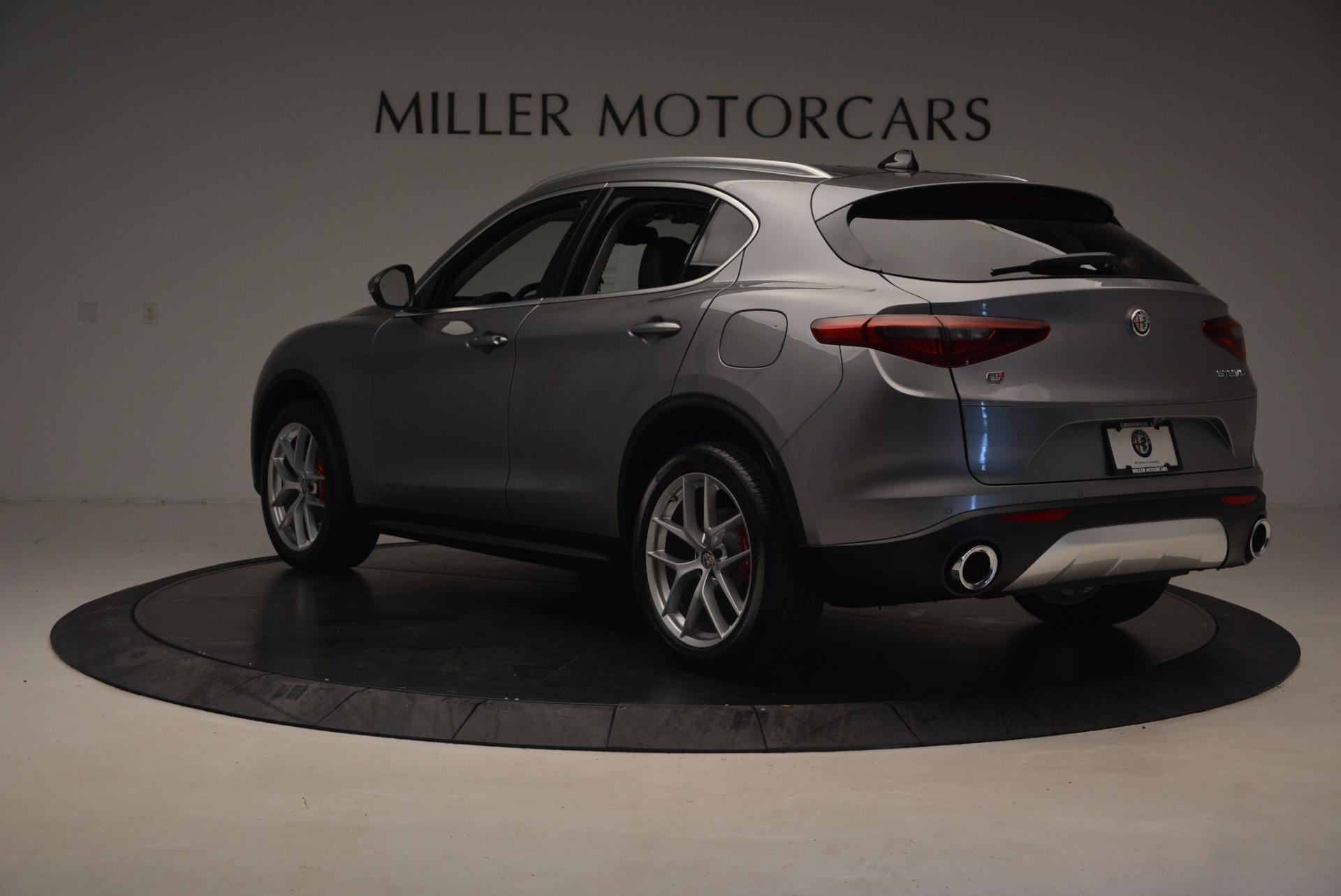 New 2018 Alfa Romeo Stelvio Q4 For Sale In Greenwich, CT 1518_p5
