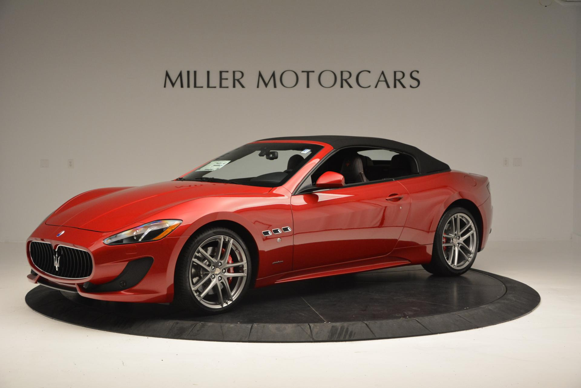 New 2017 Maserati GranTurismo Cab Sport For Sale In Greenwich, CT 152_p14