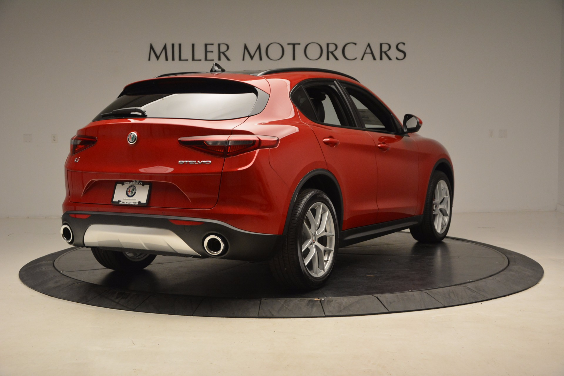 New 2018 Alfa Romeo Stelvio Ti Sport Q4 For Sale In Greenwich, CT 1521_p7