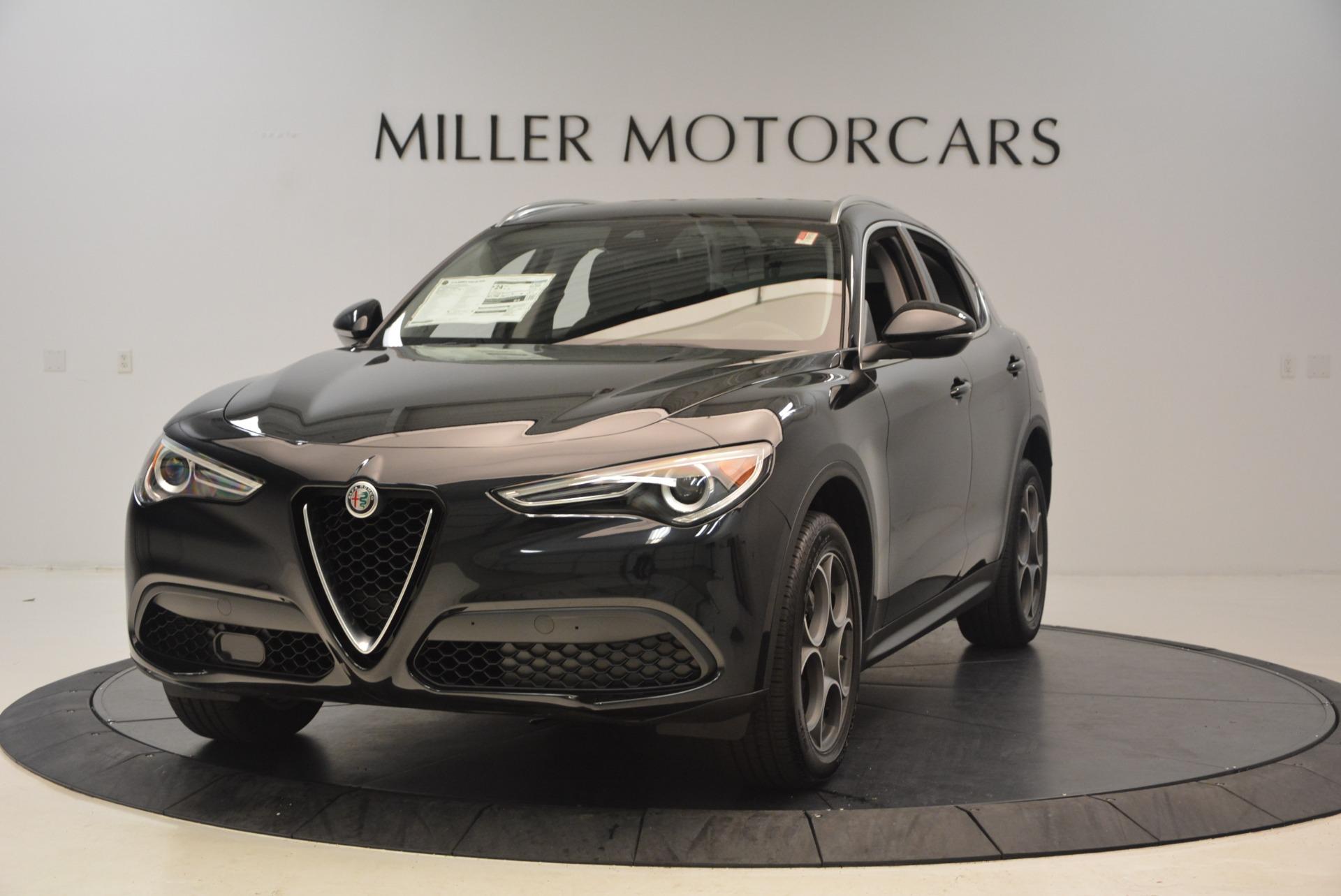 New 2018 Alfa Romeo Stelvio Q4 For Sale In Greenwich, CT 1522_main