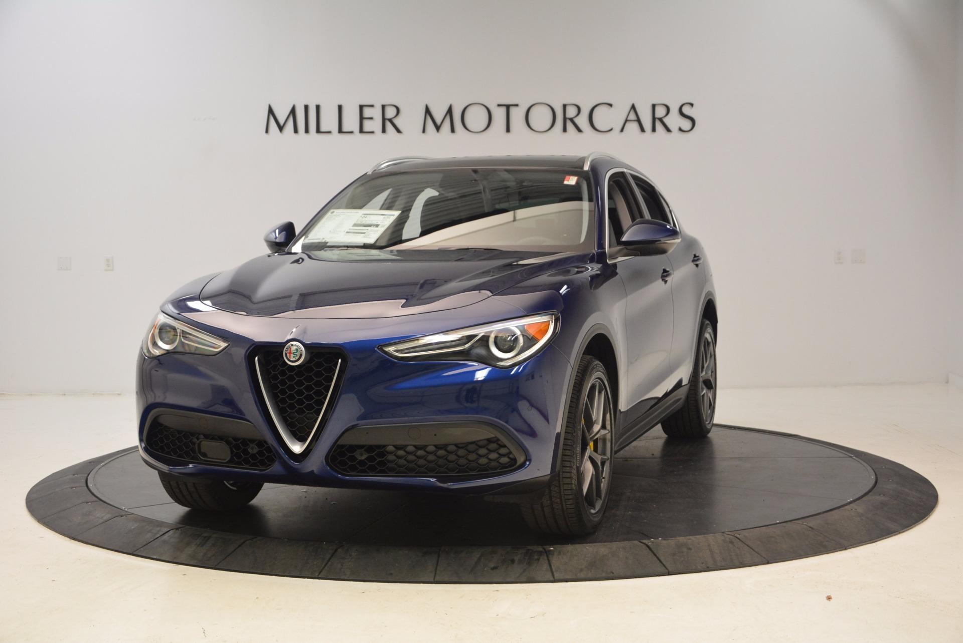 New 2018 Alfa Romeo Stelvio Ti Q4 For Sale In Greenwich, CT 1524_main