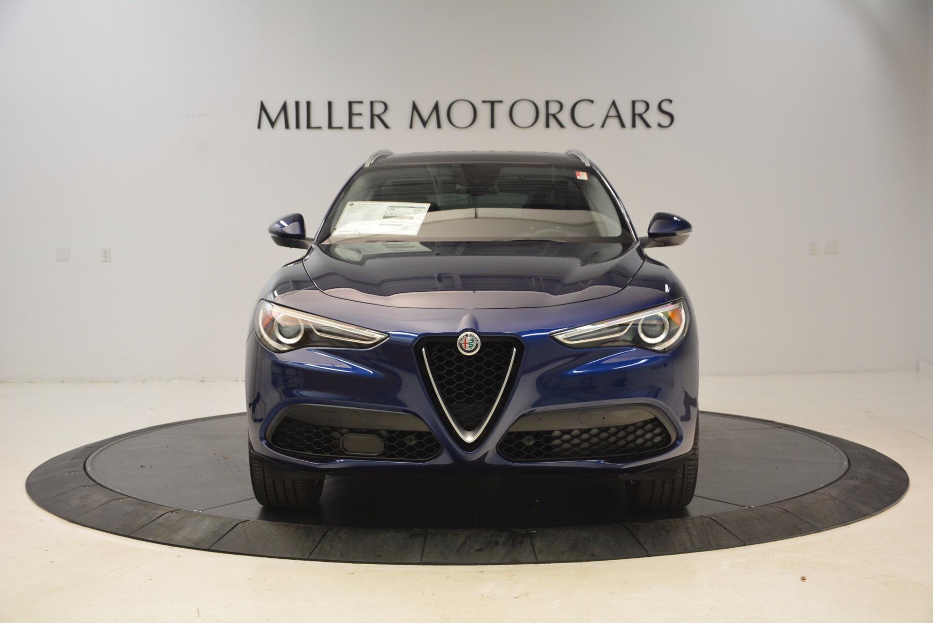 New 2018 Alfa Romeo Stelvio Ti Q4 For Sale In Greenwich, CT 1524_p12