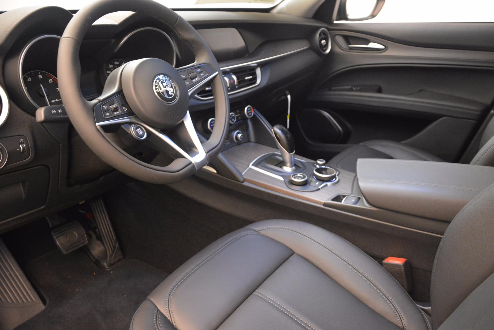 New 2018 Alfa Romeo Stelvio Ti Q4 For Sale In Greenwich, CT 1524_p13