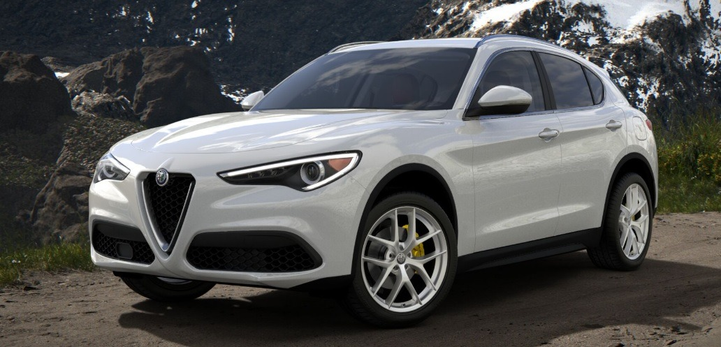 New 2018 Alfa Romeo Stelvio Ti Q4 For Sale In Greenwich, CT 1525_main