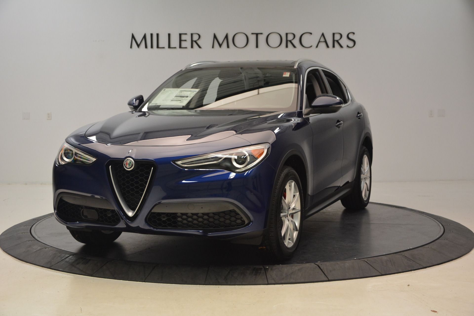 New 2018 Alfa Romeo Stelvio Ti Q4 For Sale In Greenwich, CT 1526_main