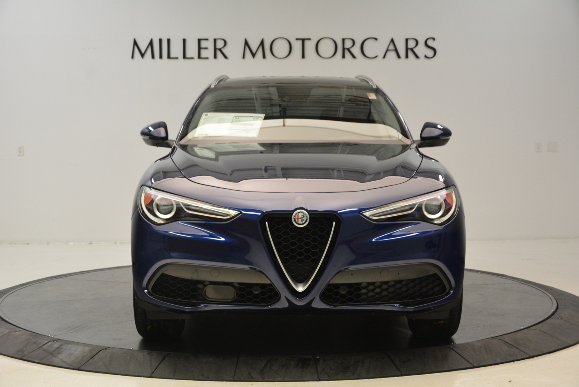New 2018 Alfa Romeo Stelvio Ti Q4 For Sale In Greenwich, CT 1526_p12