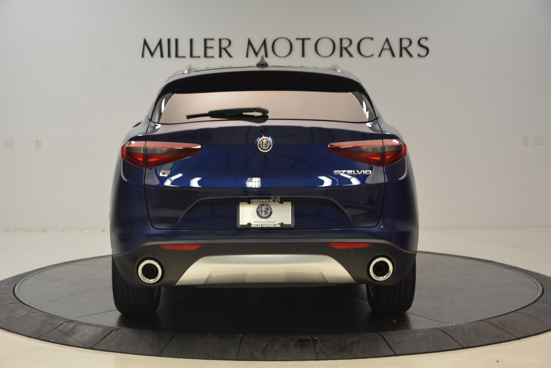 New 2018 Alfa Romeo Stelvio Ti Q4 For Sale In Greenwich, CT 1526_p6