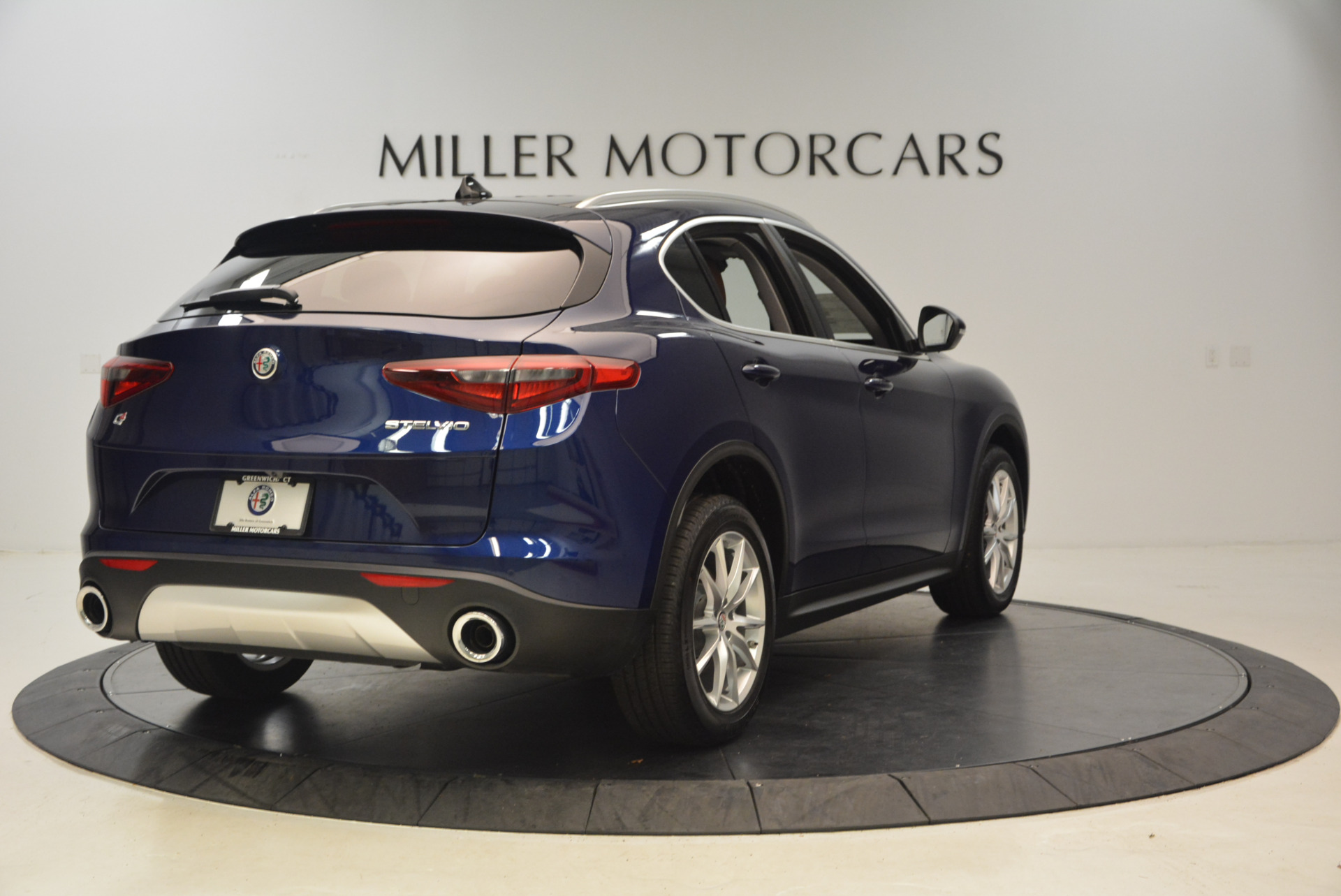 New 2018 Alfa Romeo Stelvio Ti Q4 For Sale In Greenwich, CT 1526_p7