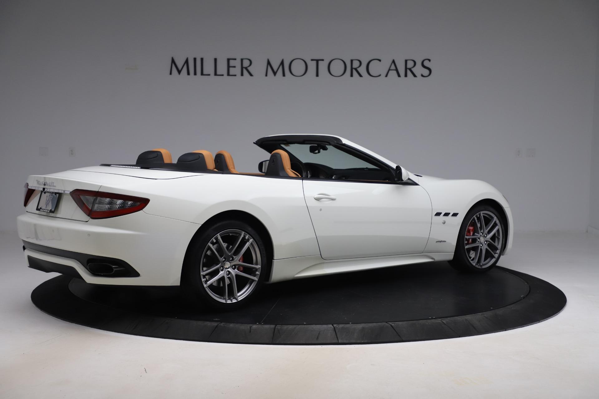 New 2017 Maserati GranTurismo Convertible Sport For Sale In Greenwich, CT 153_p8
