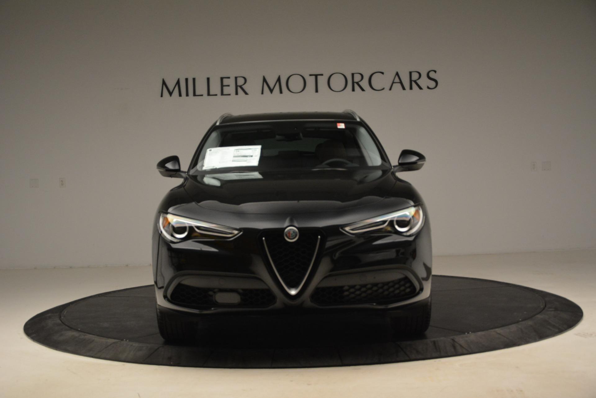 New 2018 Alfa Romeo Stelvio Q4 For Sale In Greenwich, CT 1531_p12