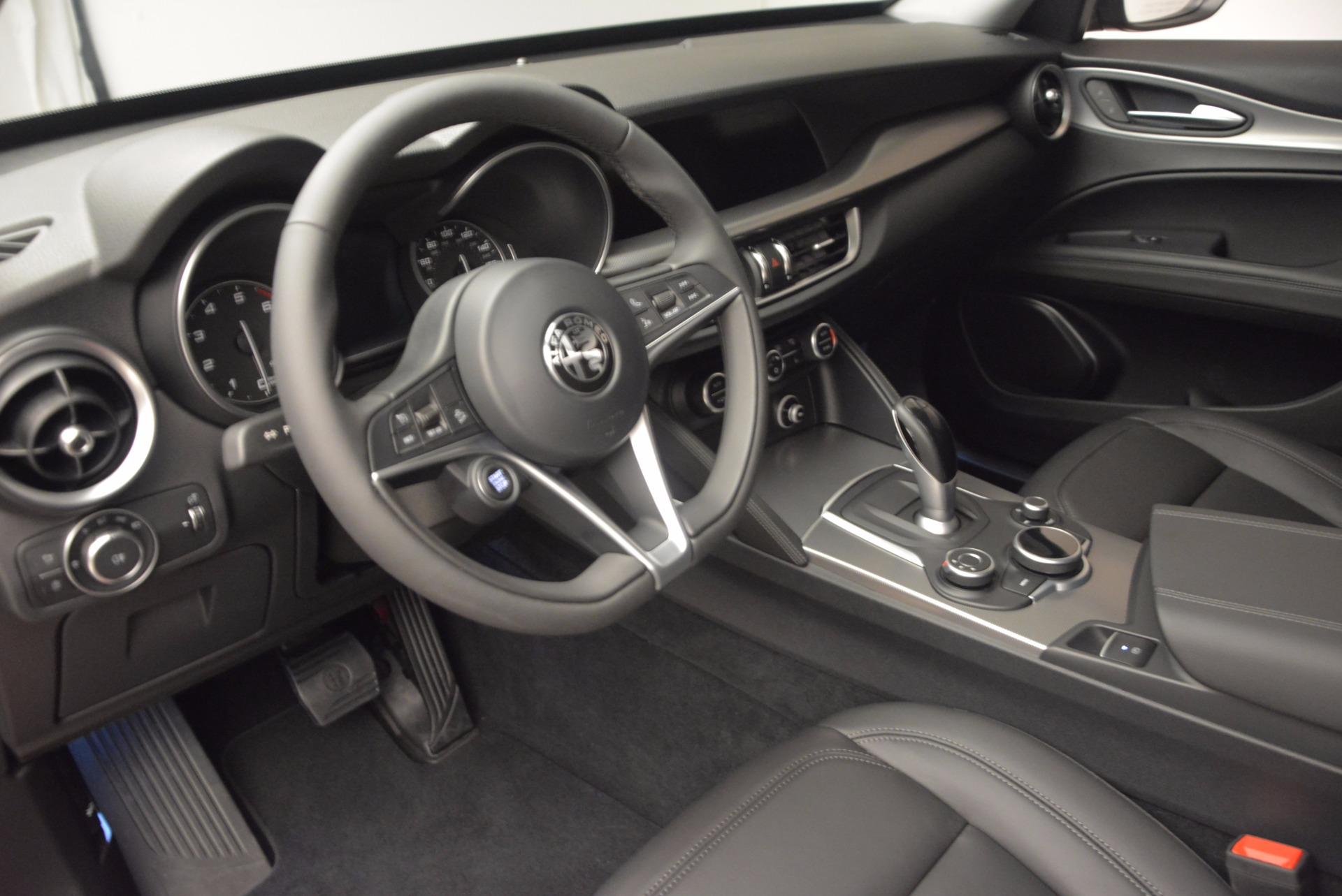New 2018 Alfa Romeo Stelvio Q4 For Sale In Greenwich, CT 1532_p13