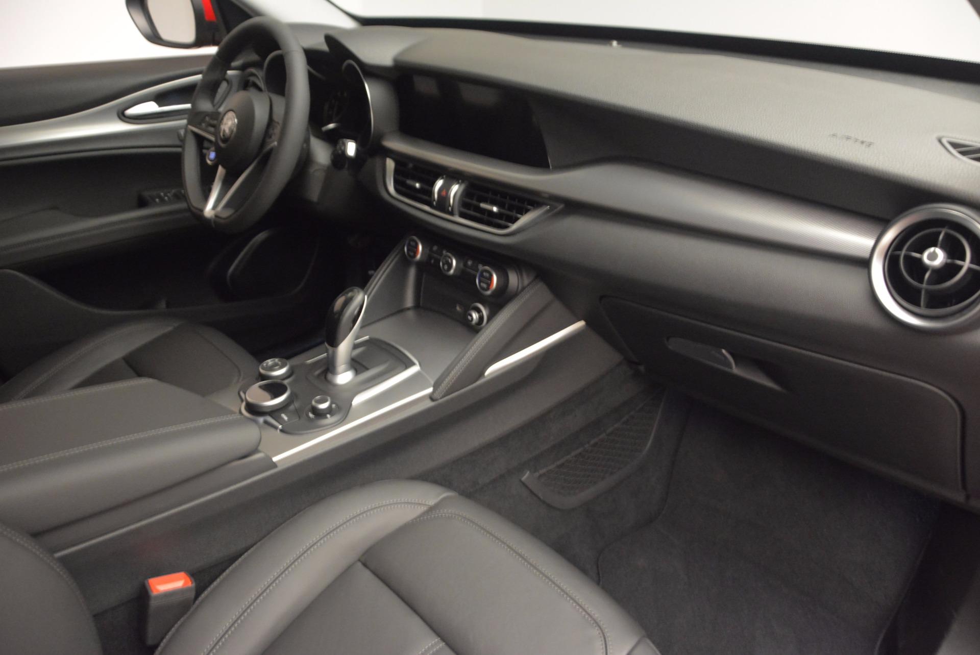 New 2018 Alfa Romeo Stelvio Q4 For Sale In Greenwich, CT 1532_p19