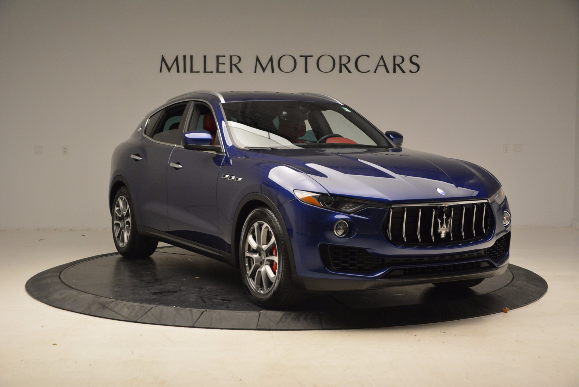 Used 2017 Maserati Levante S Q4 For Sale In Greenwich, CT 1533_p11
