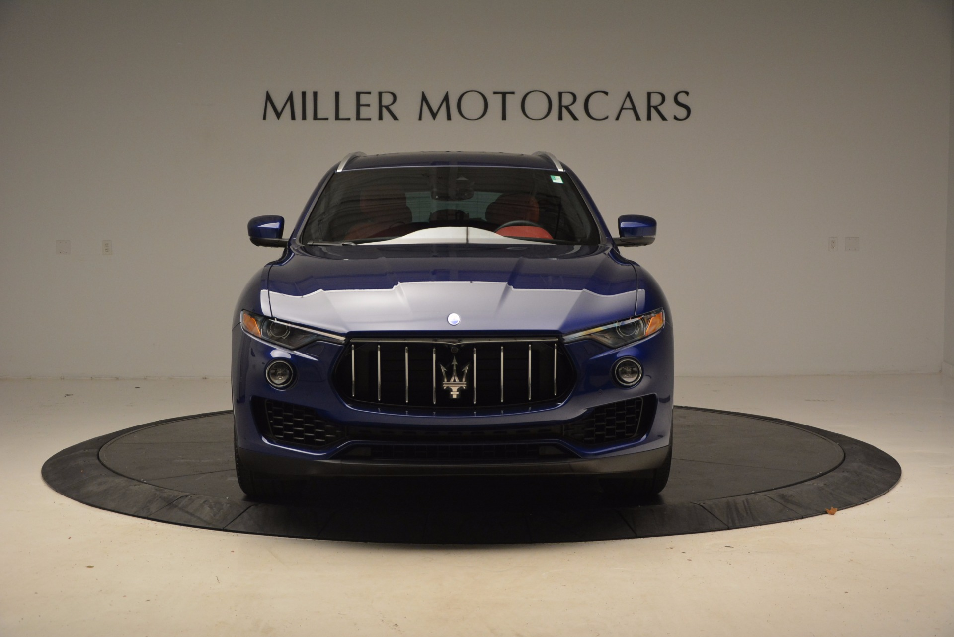 Used 2017 Maserati Levante S Q4 For Sale In Greenwich, CT 1533_p12
