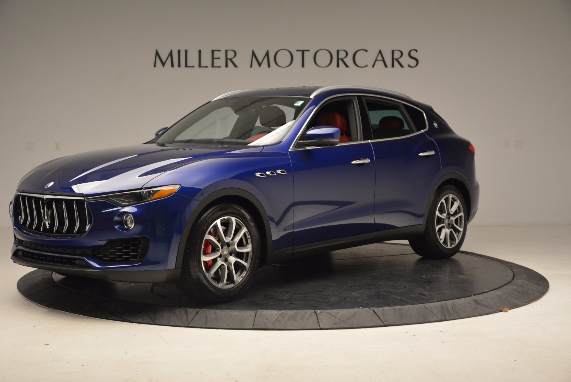 Used 2017 Maserati Levante S Q4 For Sale In Greenwich, CT 1533_p2