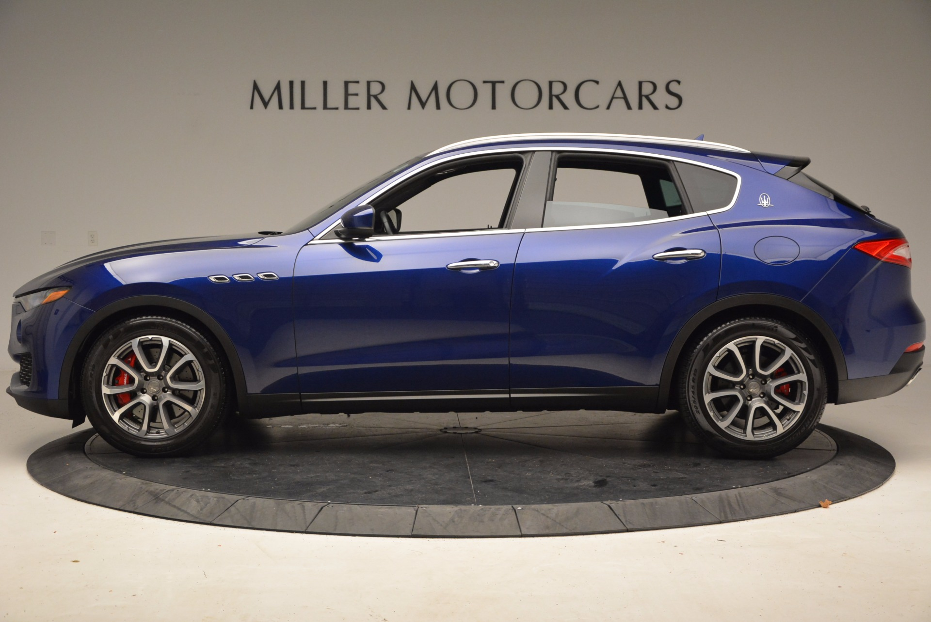 Used 2017 Maserati Levante S Q4 For Sale In Greenwich, CT 1533_p3