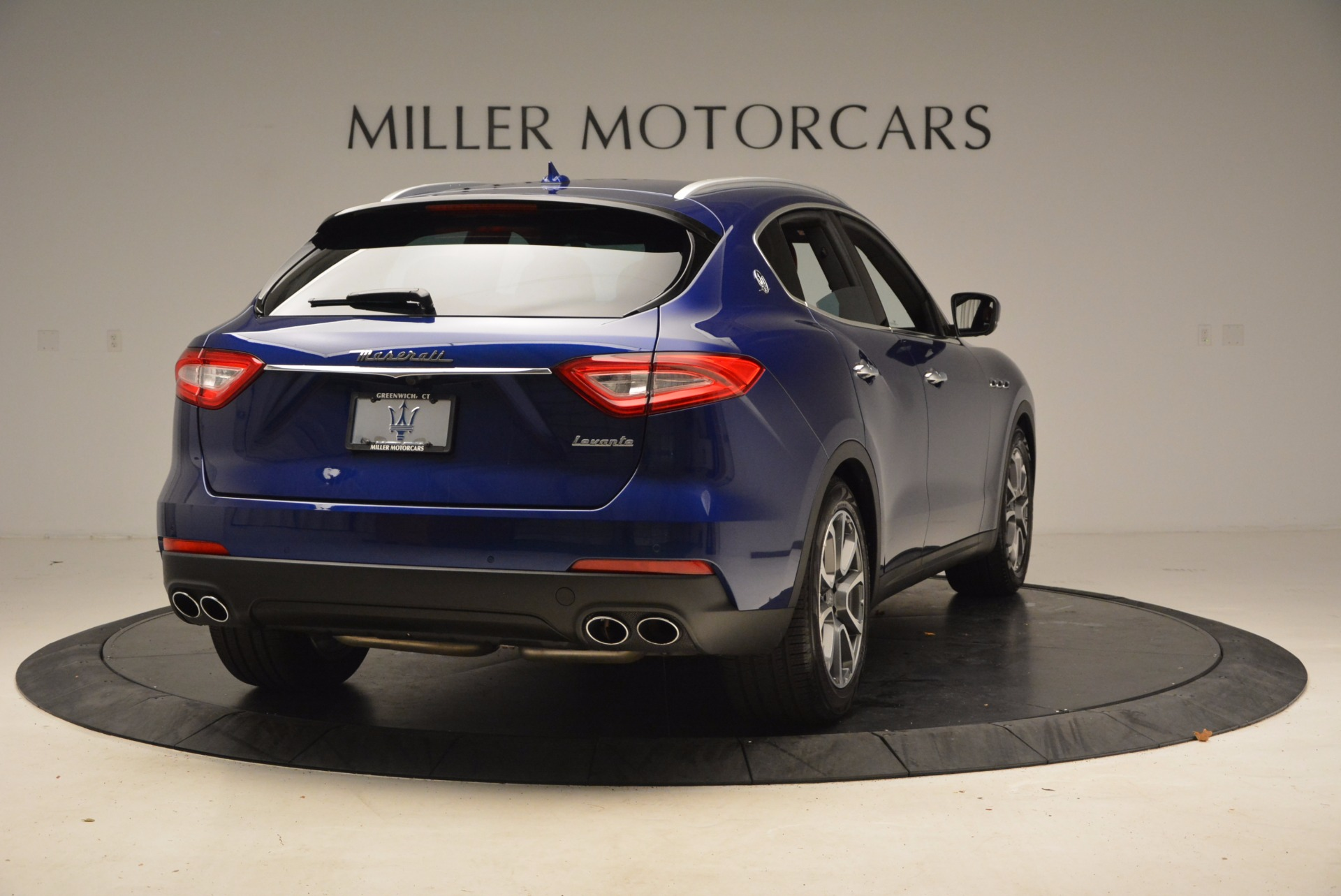 Used 2017 Maserati Levante S Q4 For Sale In Greenwich, CT 1533_p7
