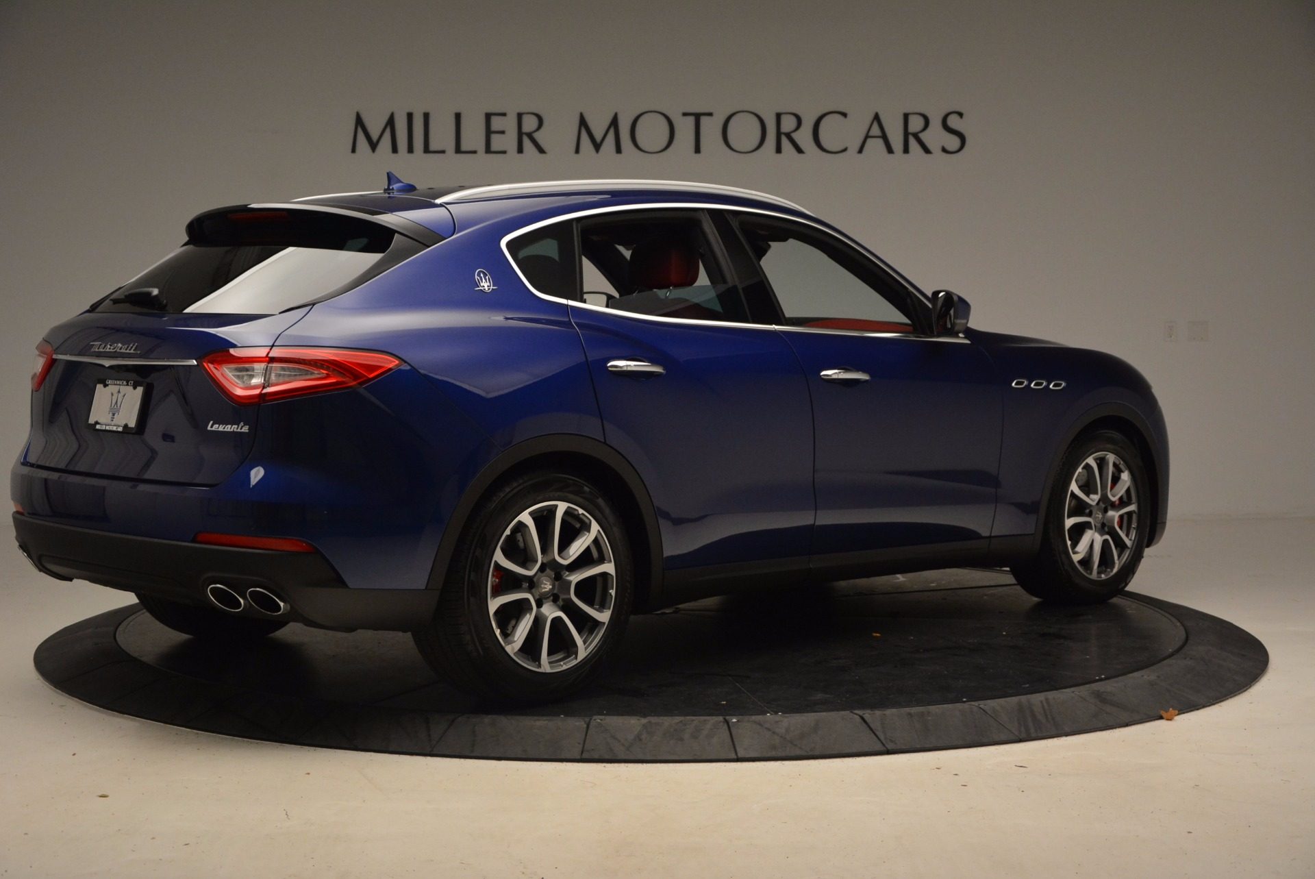 Used 2017 Maserati Levante S Q4 For Sale In Greenwich, CT 1533_p8