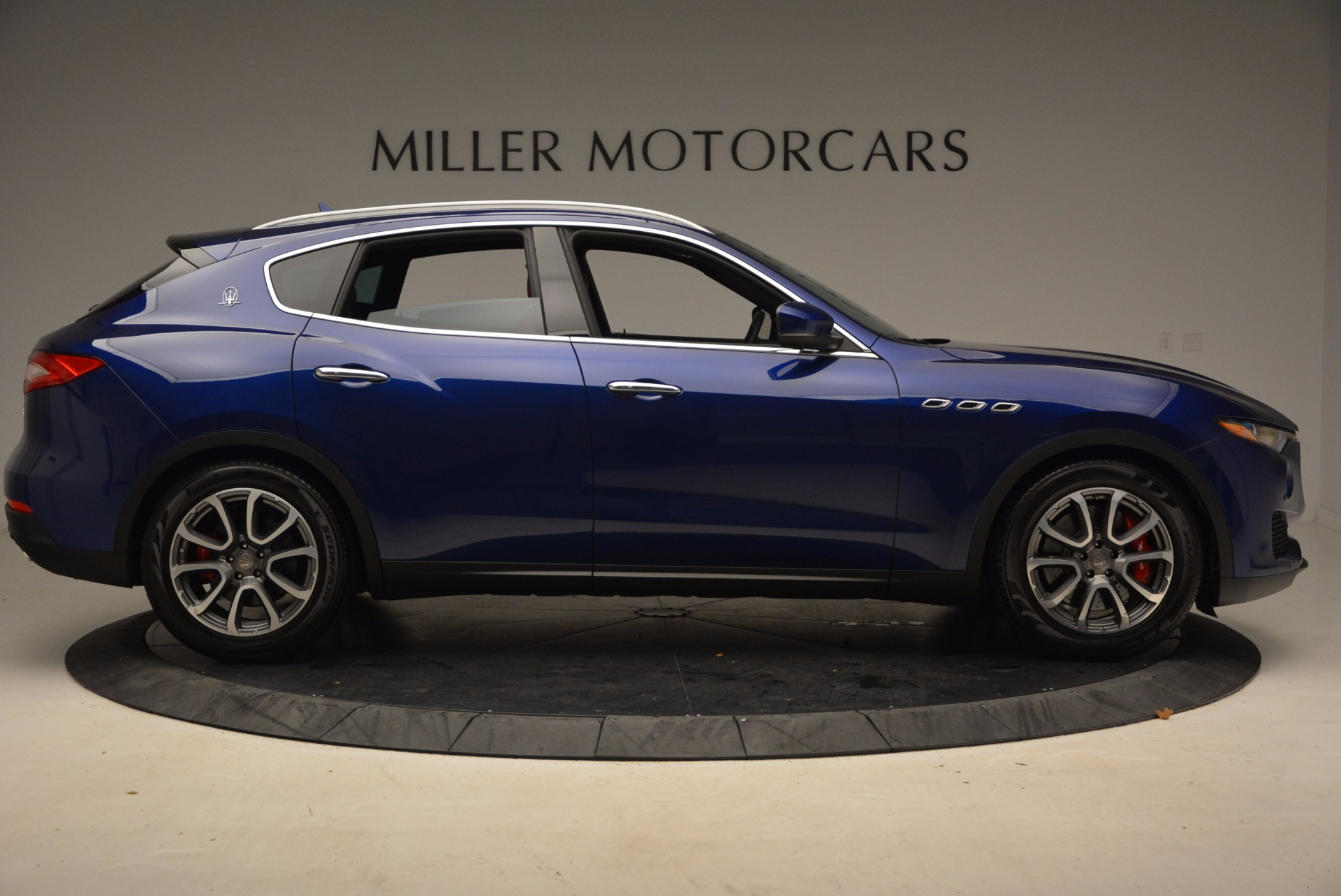 Used 2017 Maserati Levante S Q4 For Sale In Greenwich, CT 1533_p9