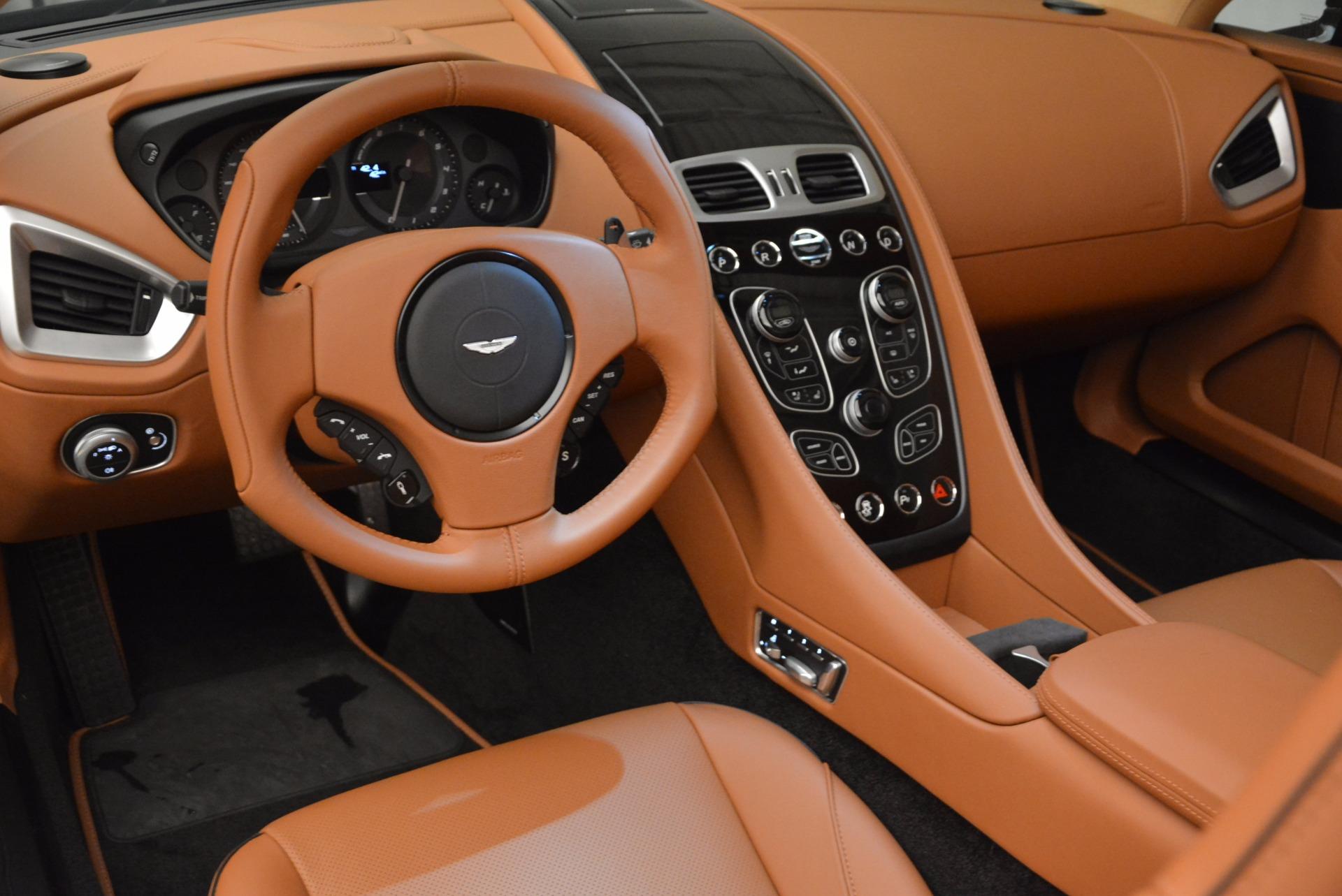 New 2018 Aston Martin Vanquish S Volante For Sale In Greenwich, CT 1535_p23