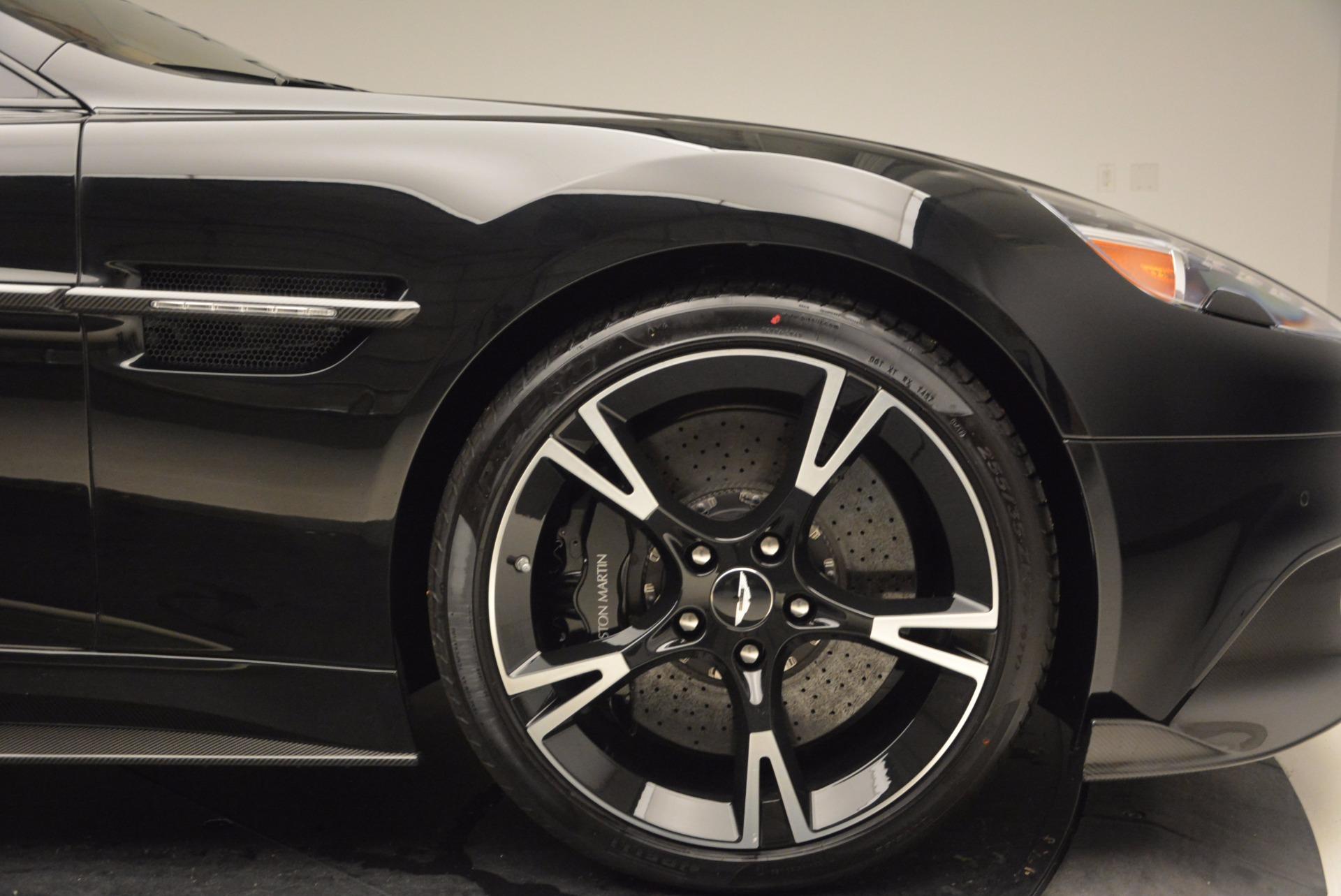 New 2018 Aston Martin Vanquish S Volante For Sale In Greenwich, CT 1535_p27