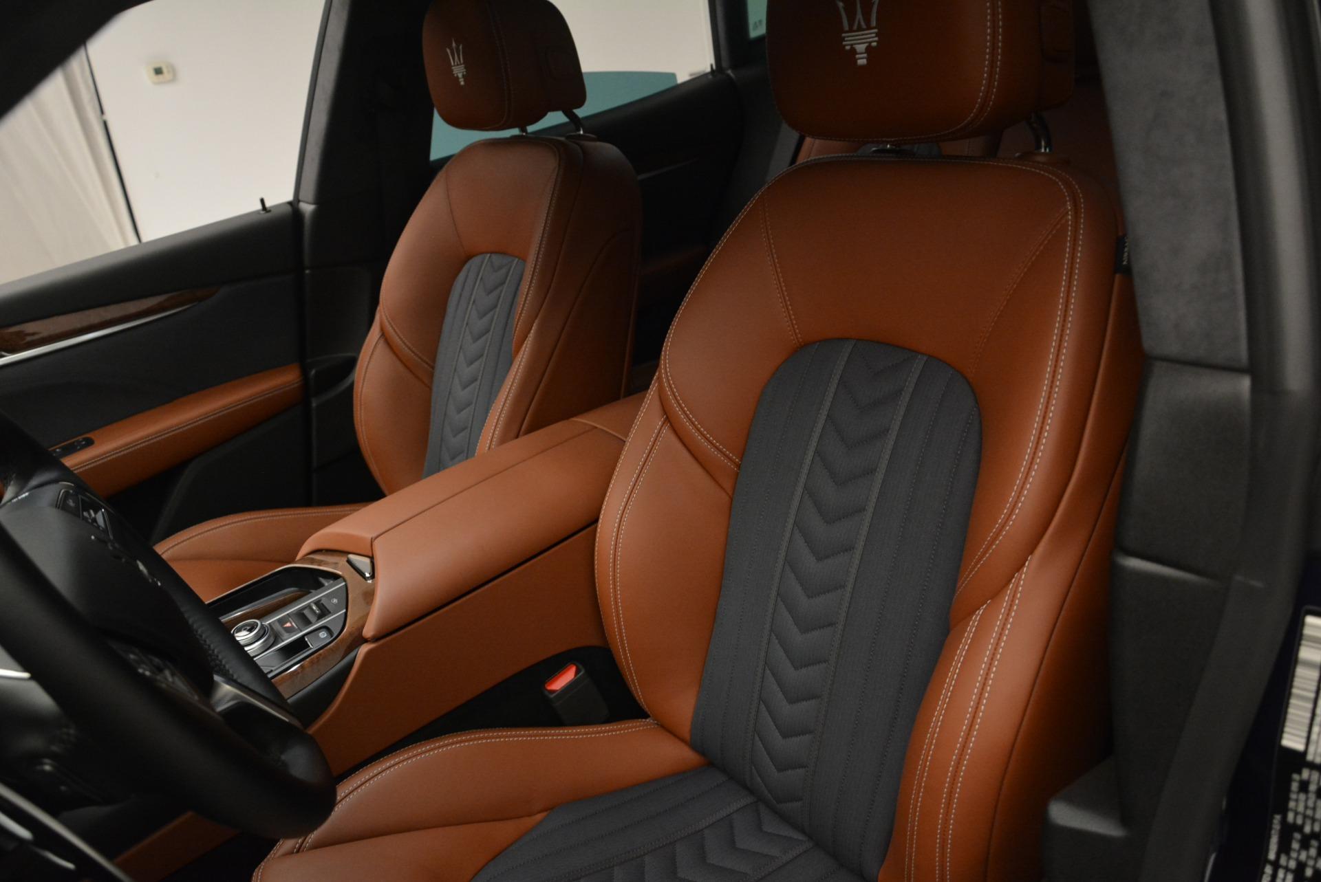 New 2018 Maserati Levante Q4 GranLusso For Sale In Greenwich, CT 1536_p13