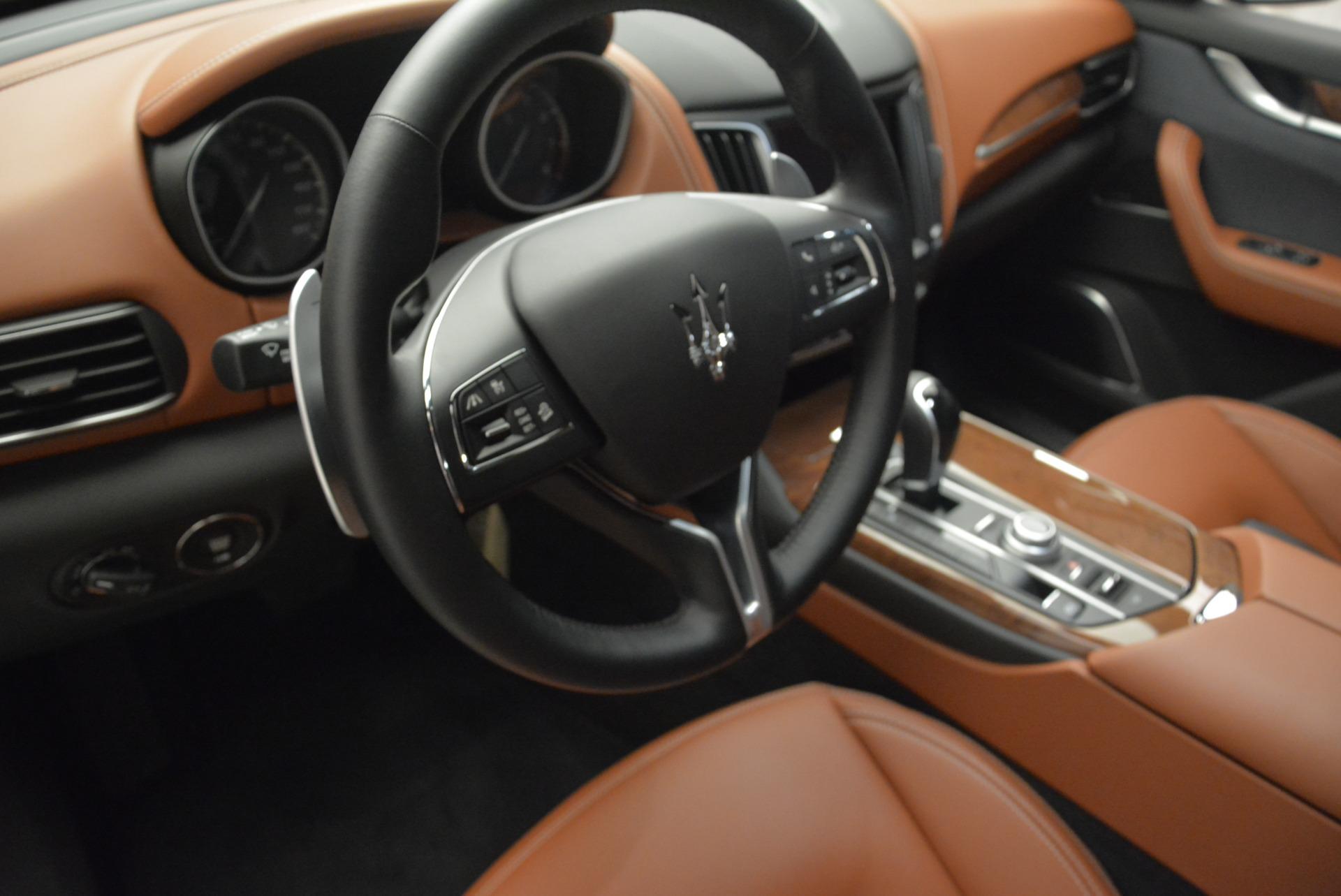 New 2018 Maserati Levante Q4 GranLusso For Sale In Greenwich, CT 1536_p15