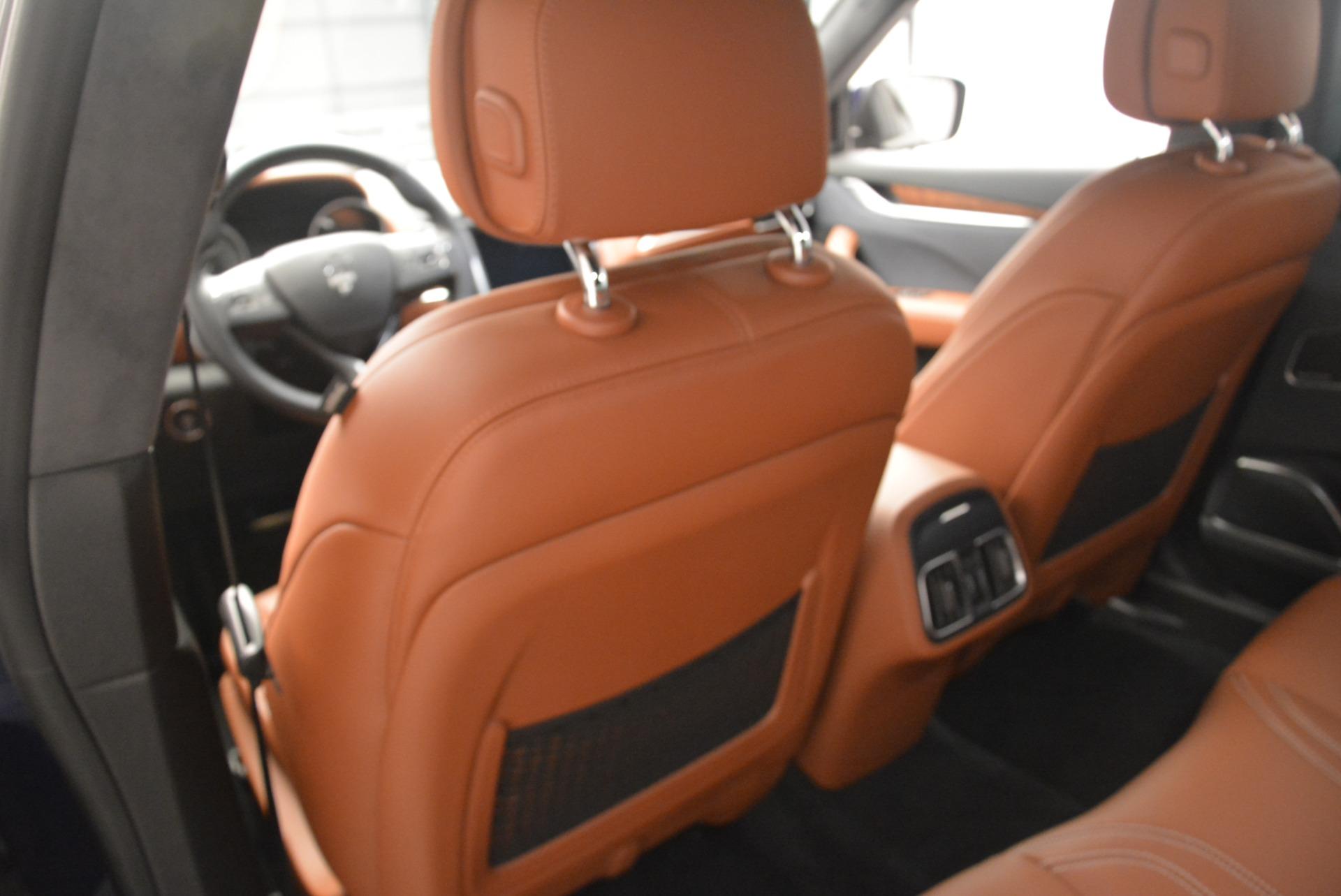 New 2018 Maserati Levante Q4 GranLusso For Sale In Greenwich, CT 1536_p19