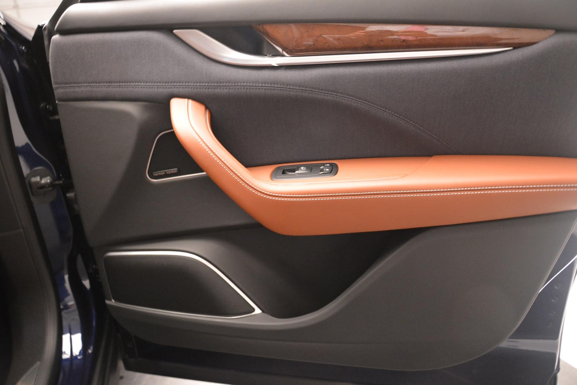 New 2018 Maserati Levante Q4 GranLusso For Sale In Greenwich, CT 1536_p22