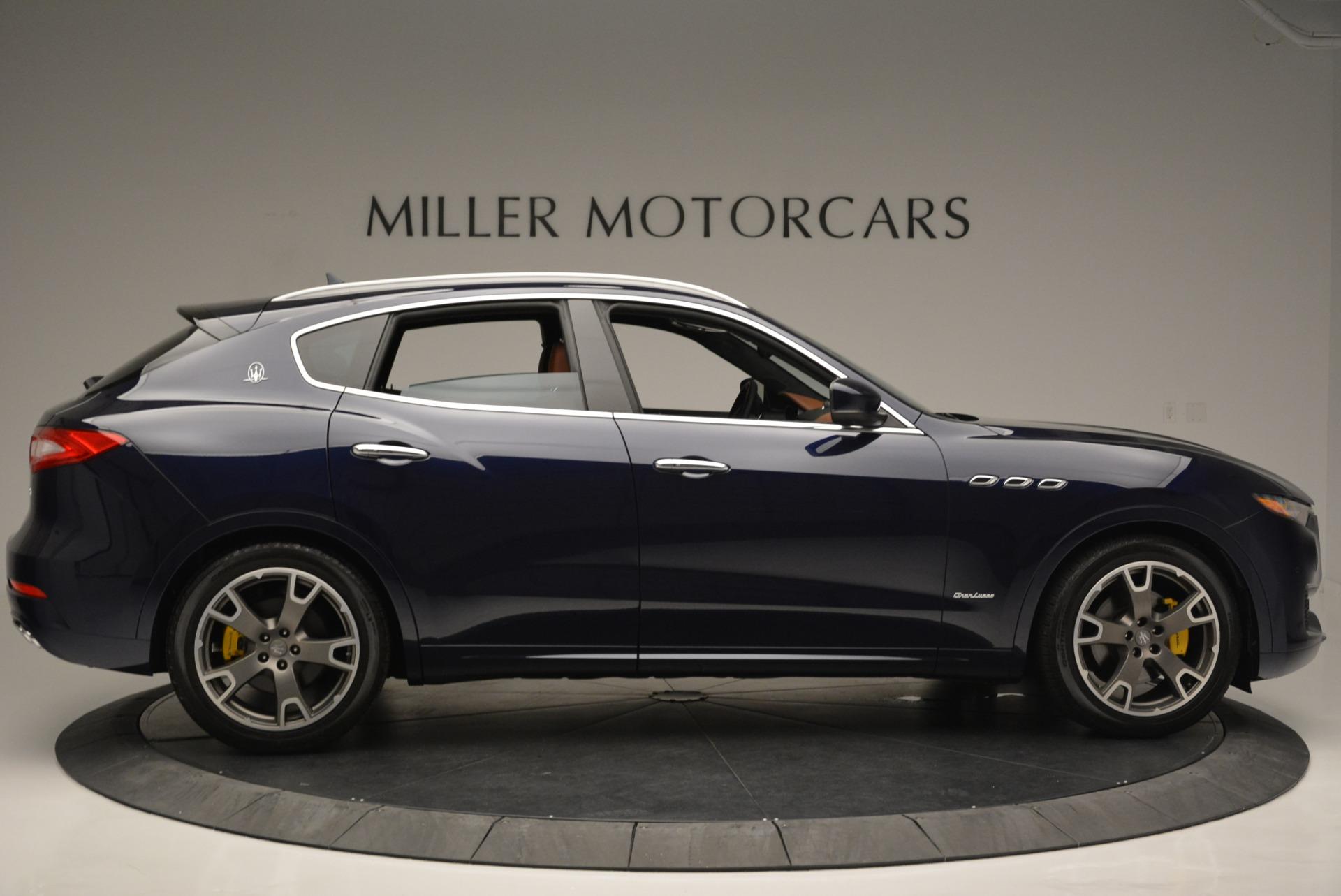 New 2018 Maserati Levante Q4 GranLusso For Sale In Greenwich, CT 1536_p9