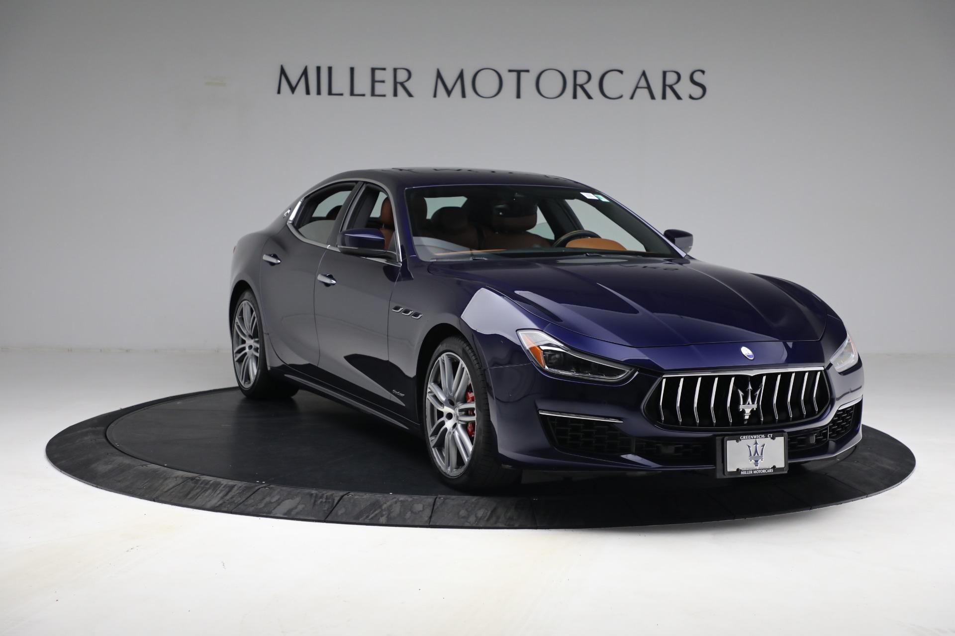 New 2018 Maserati Ghibli S Q4 GranLusso For Sale In Greenwich, CT 1539_p10