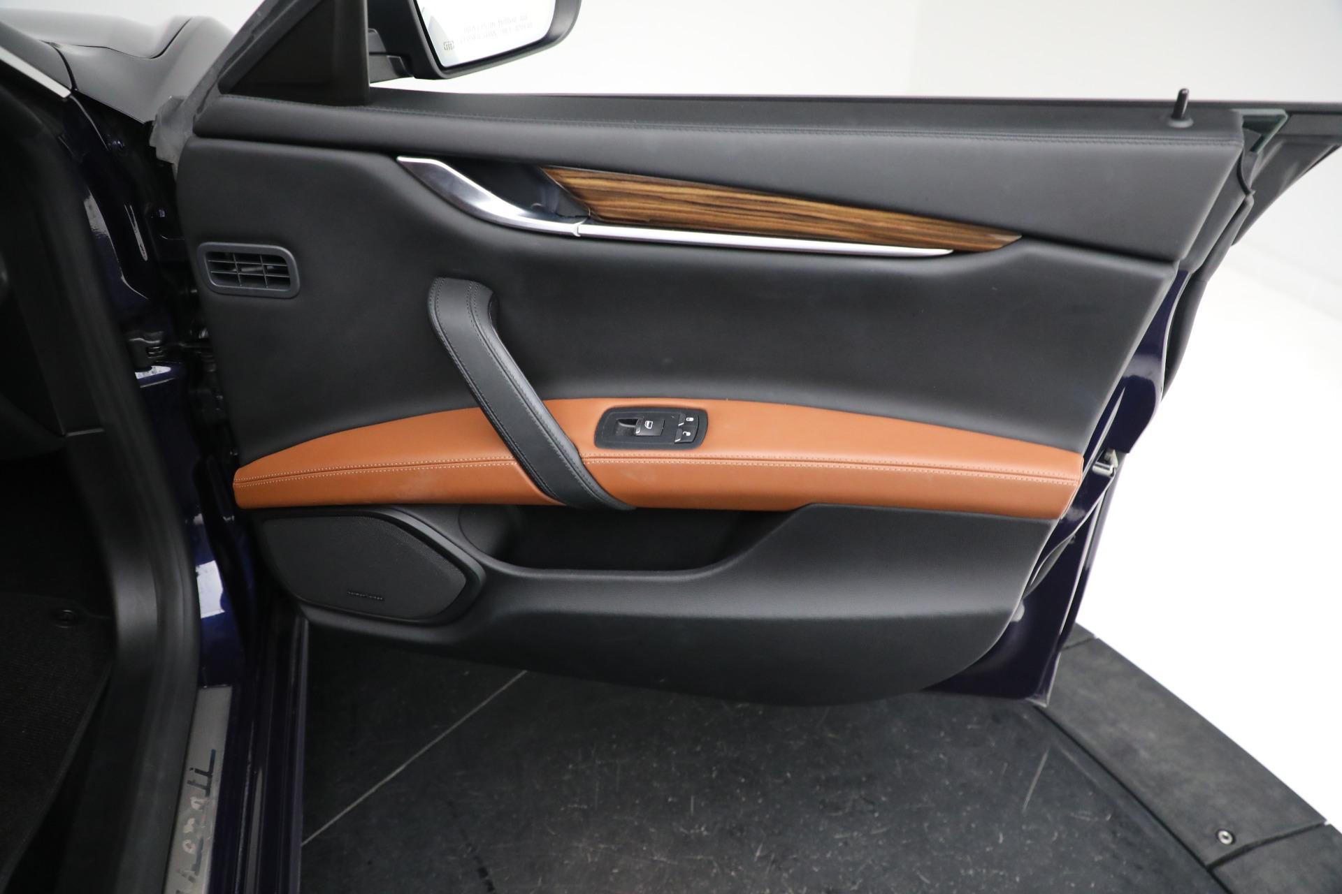 New 2018 Maserati Ghibli S Q4 GranLusso For Sale In Greenwich, CT 1539_p22