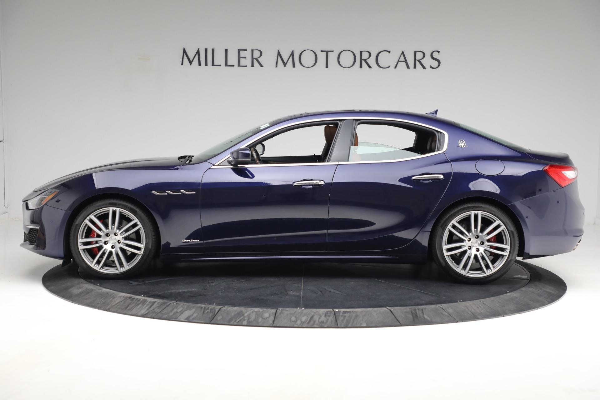 New 2018 Maserati Ghibli S Q4 GranLusso For Sale In Greenwich, CT 1539_p2