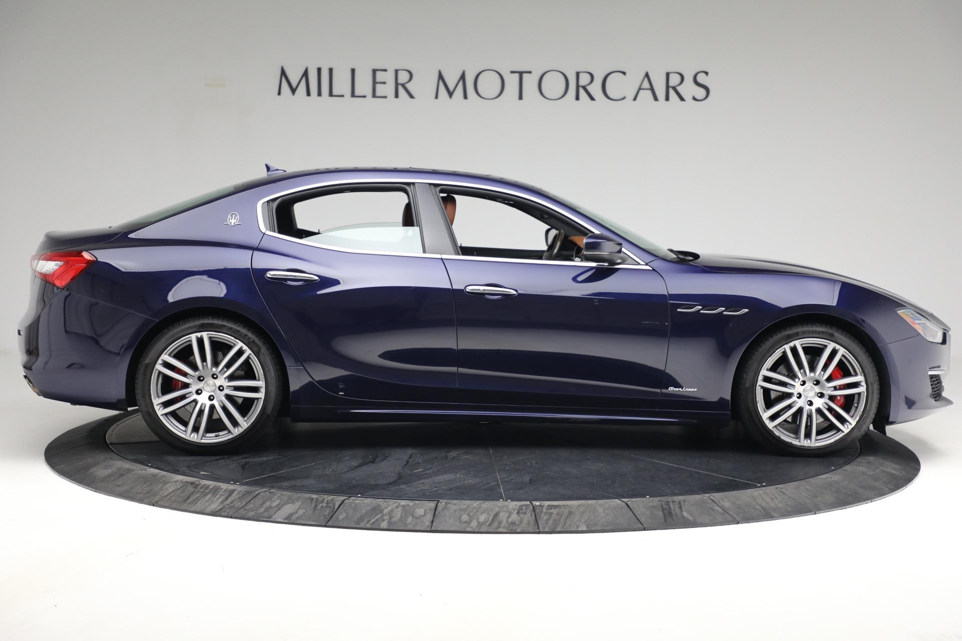 New 2018 Maserati Ghibli S Q4 GranLusso For Sale In Greenwich, CT 1539_p8