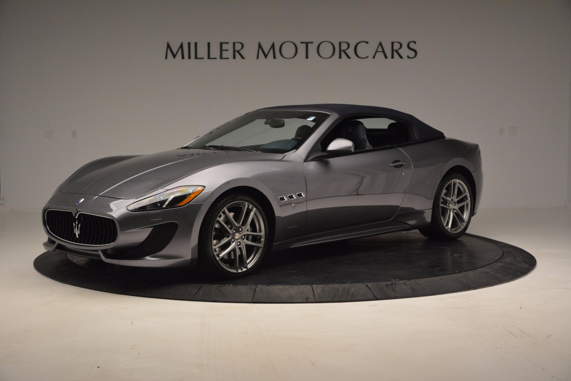 New 2016 Maserati GranTurismo Convertible Sport For Sale In Greenwich, CT 154_p11