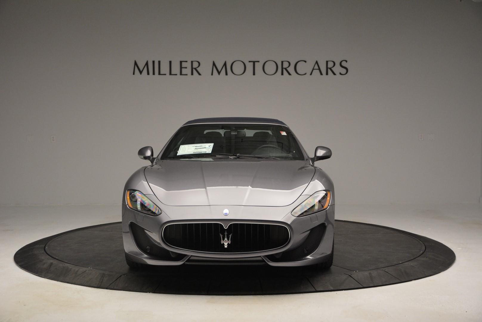 New 2016 Maserati GranTurismo Convertible Sport For Sale In Greenwich, CT 154_p17