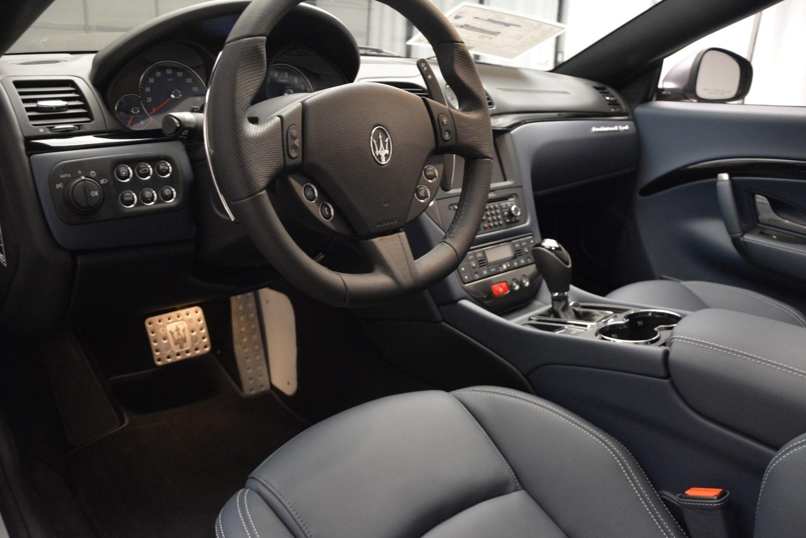 New 2016 Maserati GranTurismo Convertible Sport For Sale In Greenwich, CT 154_p19