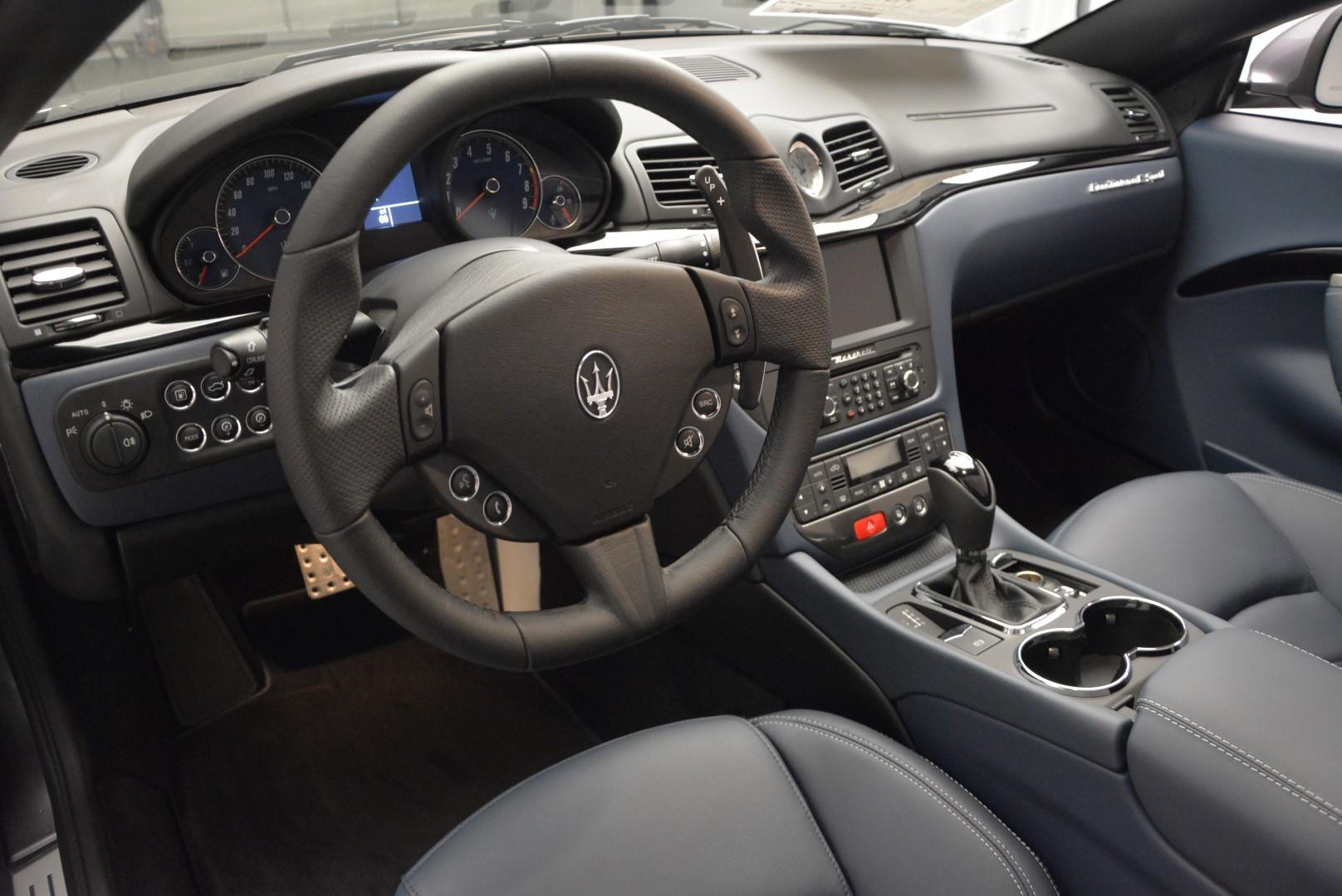 New 2016 Maserati GranTurismo Convertible Sport For Sale In Greenwich, CT 154_p20