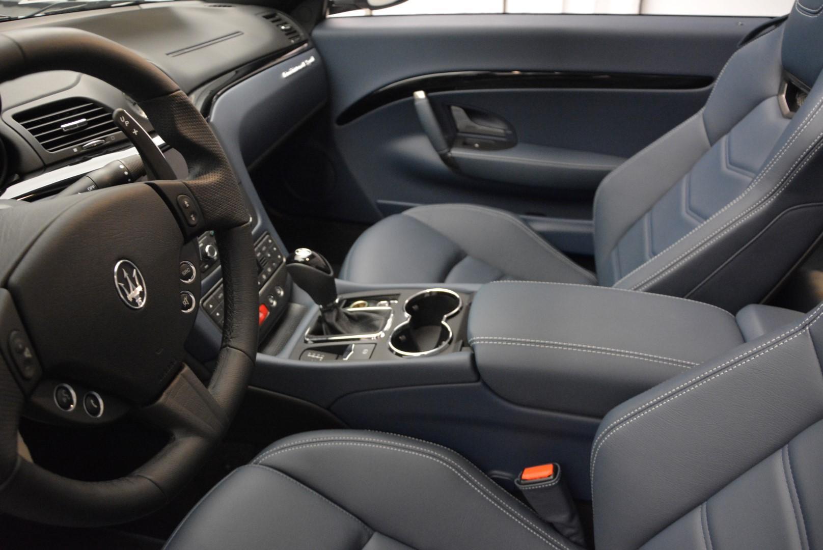 New 2016 Maserati GranTurismo Convertible Sport For Sale In Greenwich, CT 154_p21
