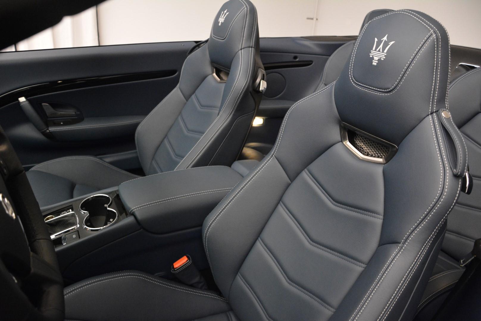 New 2016 Maserati GranTurismo Convertible Sport For Sale In Greenwich, CT 154_p22