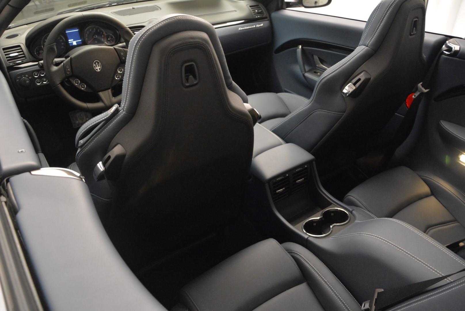 New 2016 Maserati GranTurismo Convertible Sport For Sale In Greenwich, CT 154_p23