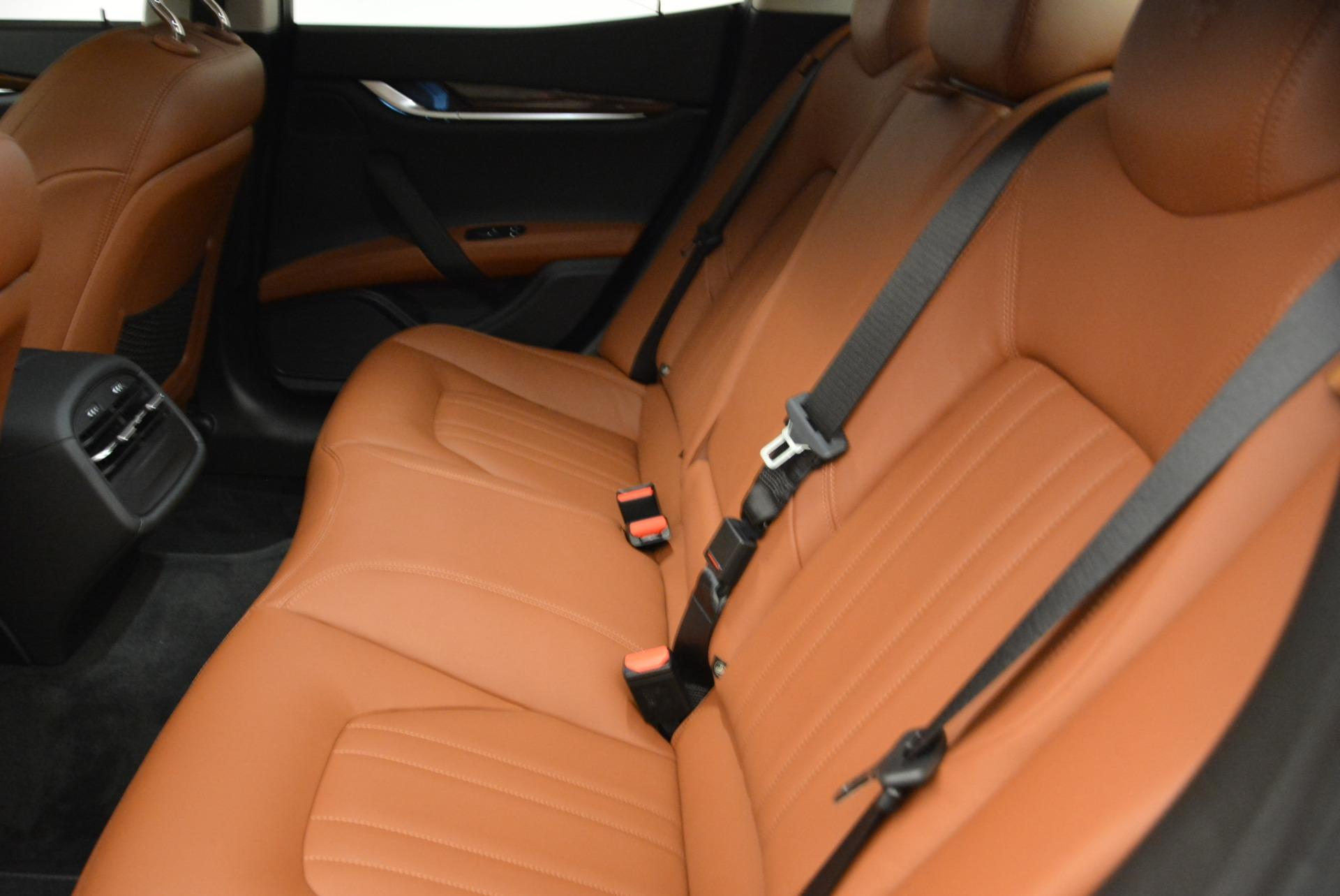 New 2018 Maserati Ghibli S Q4 For Sale In Greenwich, CT 1540_p17
