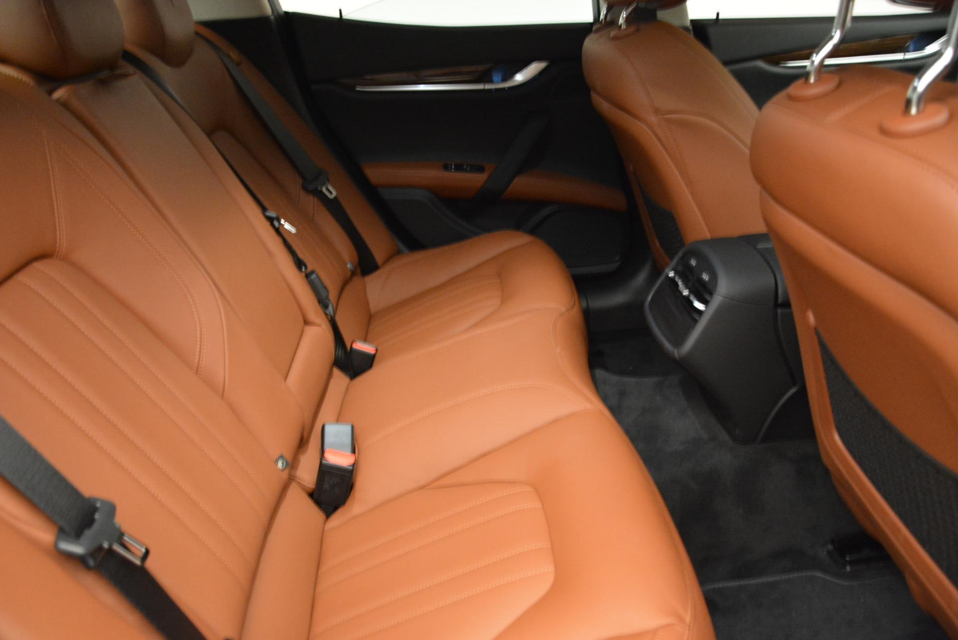 New 2018 Maserati Ghibli S Q4 For Sale In Greenwich, CT 1540_p25
