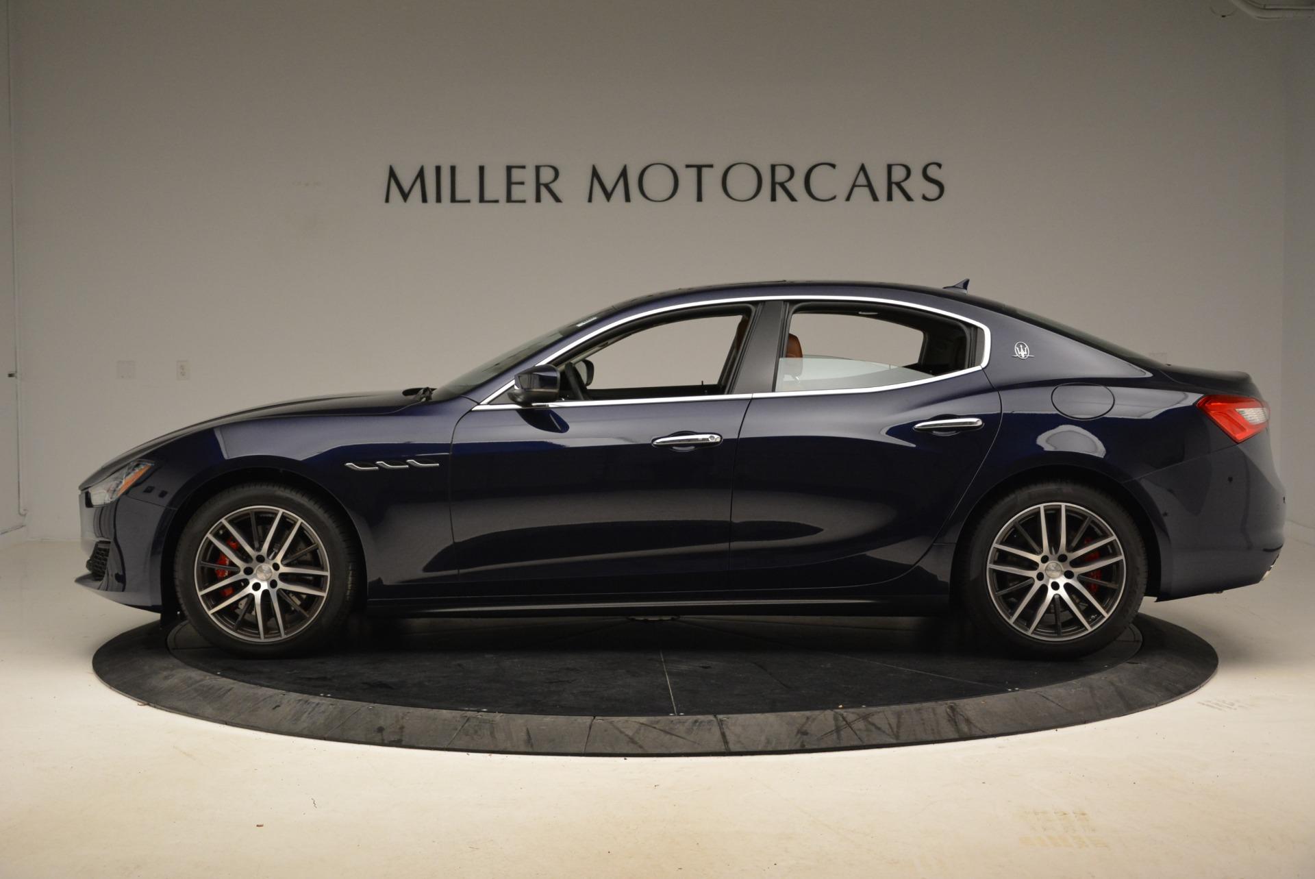 New 2018 Maserati Ghibli S Q4 For Sale In Greenwich, CT 1540_p3