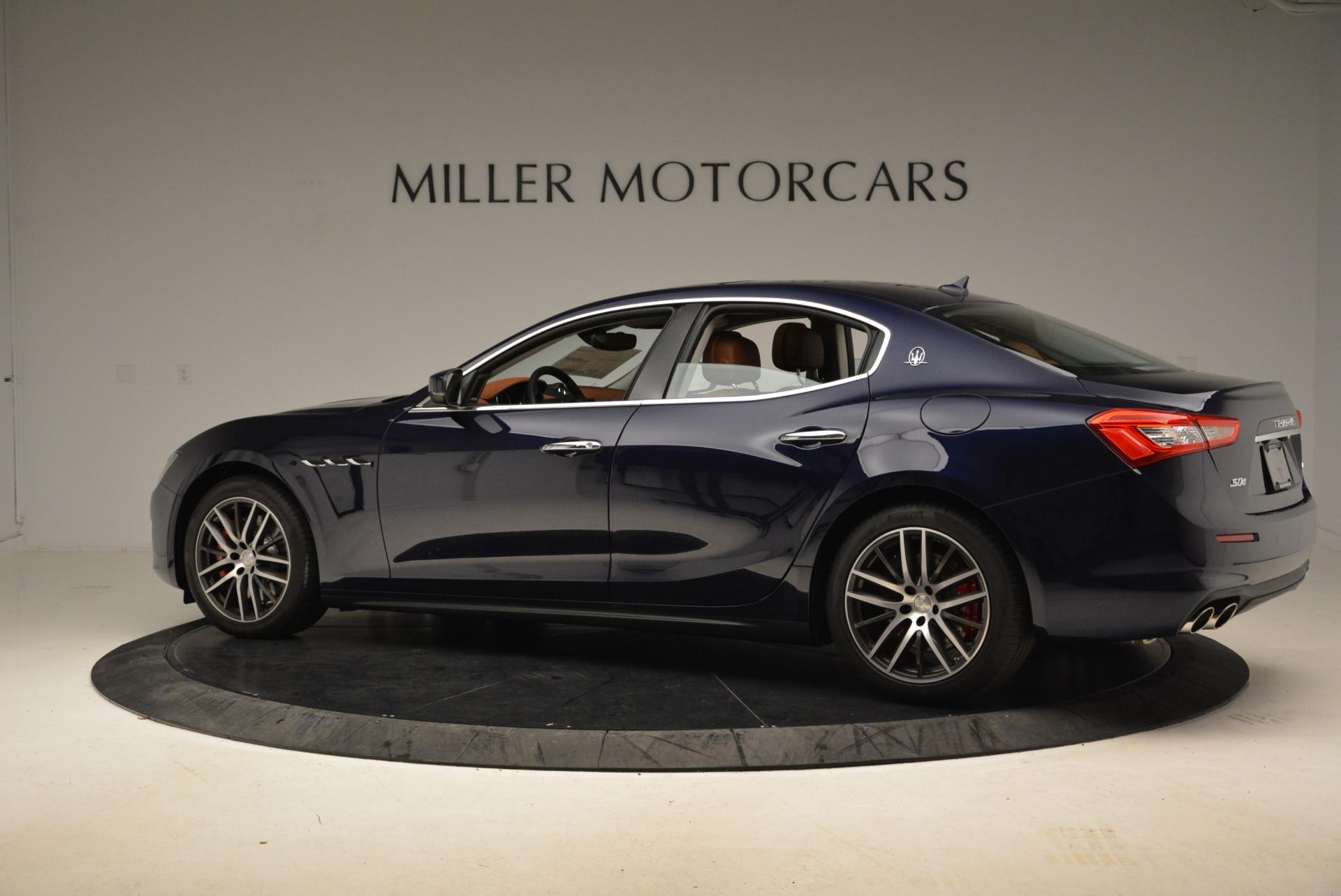 New 2018 Maserati Ghibli S Q4 For Sale In Greenwich, CT 1540_p4