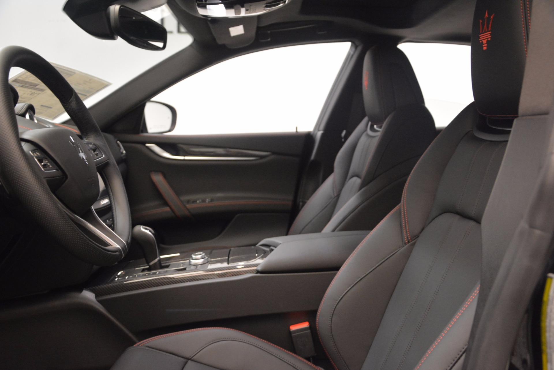 New 2018 Maserati Ghibli S Q4 GranSport For Sale In Greenwich, CT 1541_p14