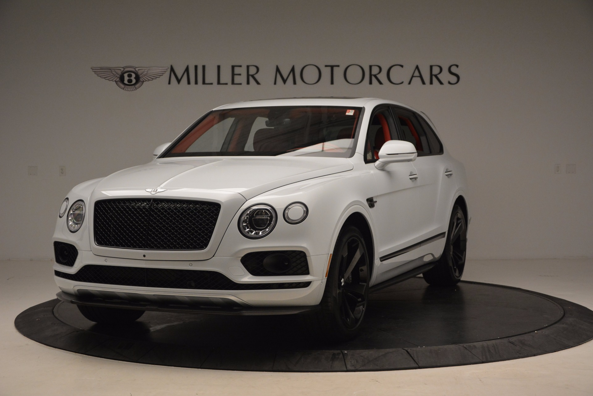 New 2018 Bentley Bentayga Black Edition For Sale In Greenwich, CT 1542_main