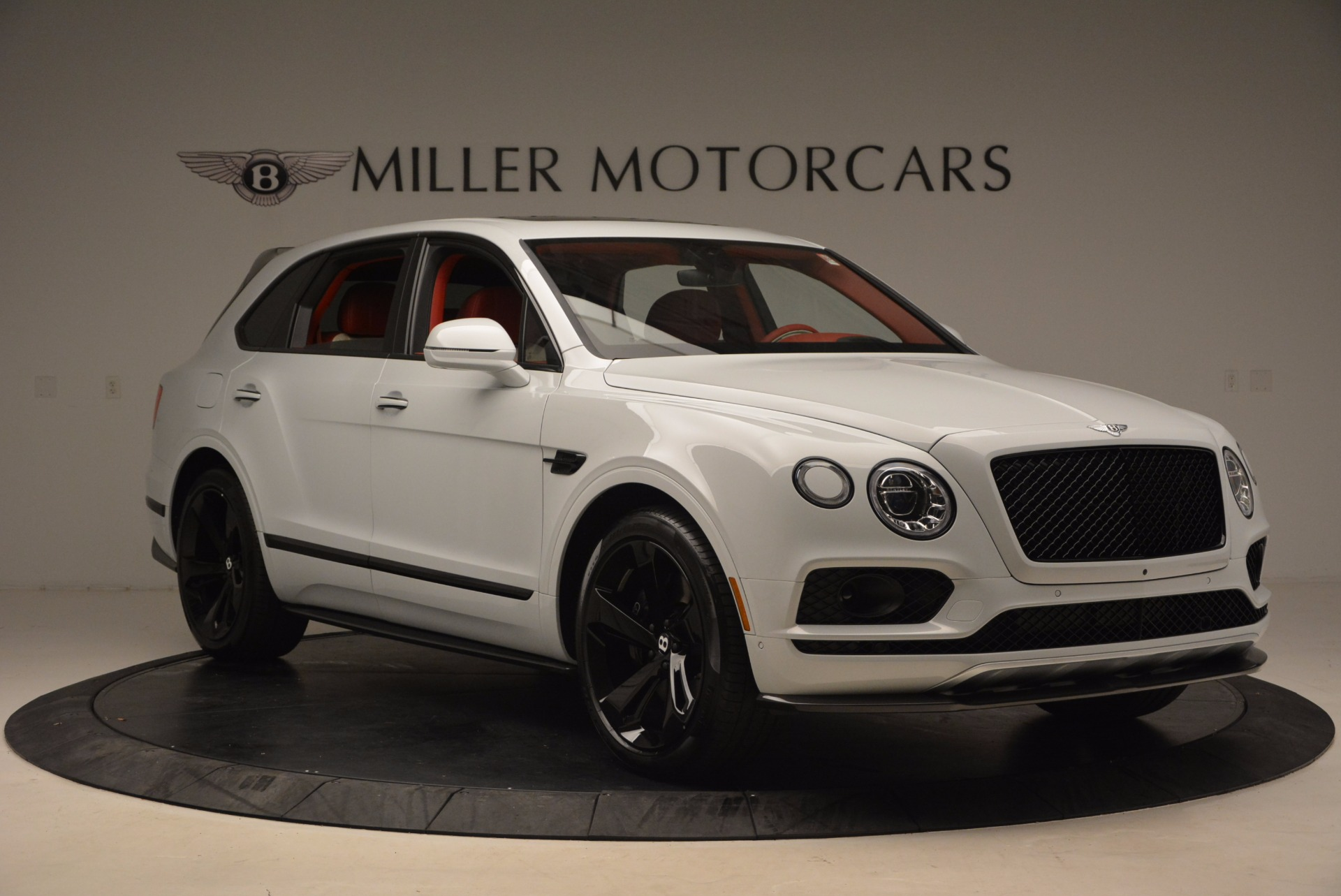 New 2018 Bentley Bentayga Black Edition For Sale In Greenwich, CT 1542_p12